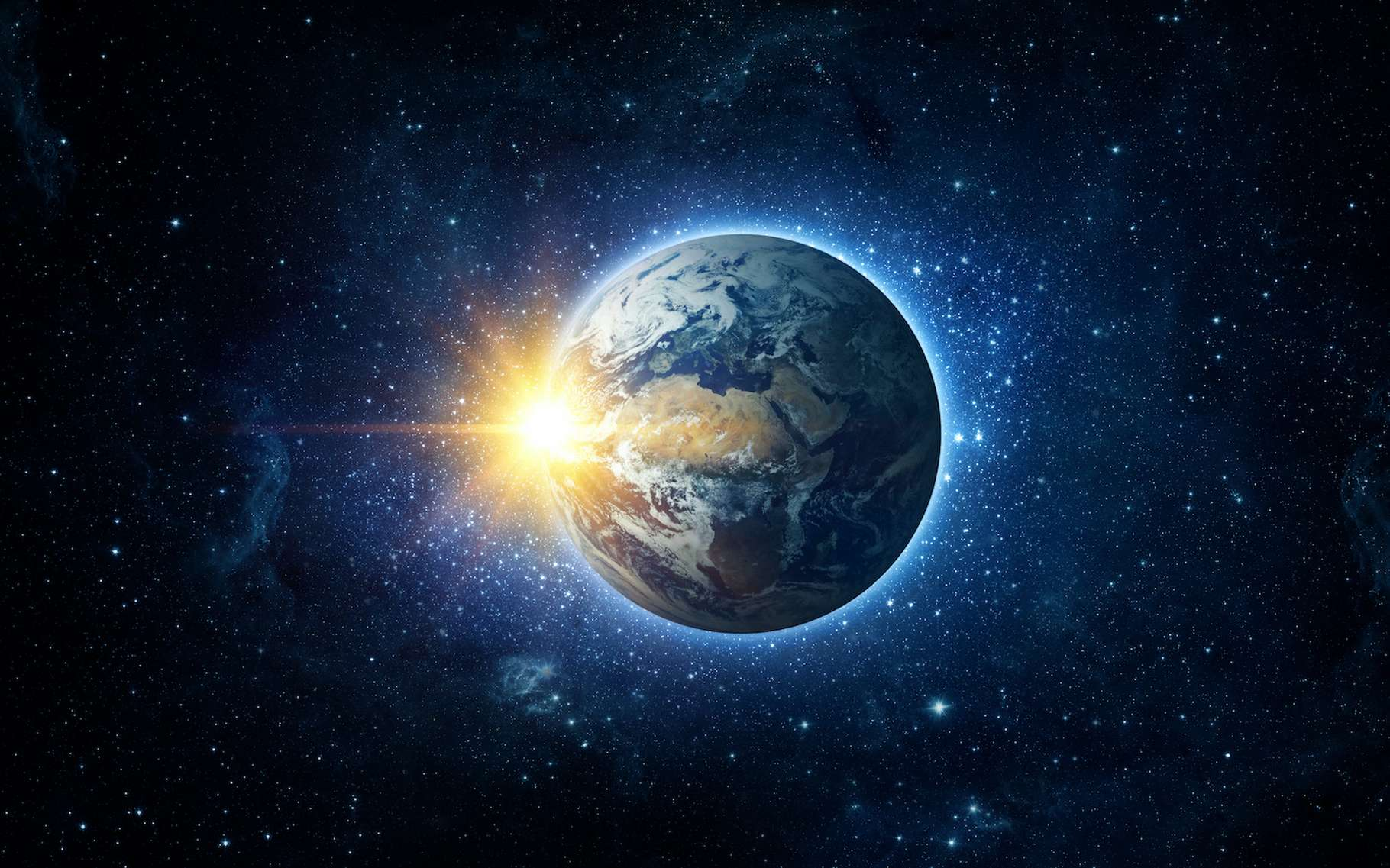 Nous avons tous à apprendre des expériences des autres. Cette fois, ce sont des géologues qui profitent d'un outil développé par des astrophysiciens pour étudier les entrailles de la Terre. © Tryfonov, Adobe Stock