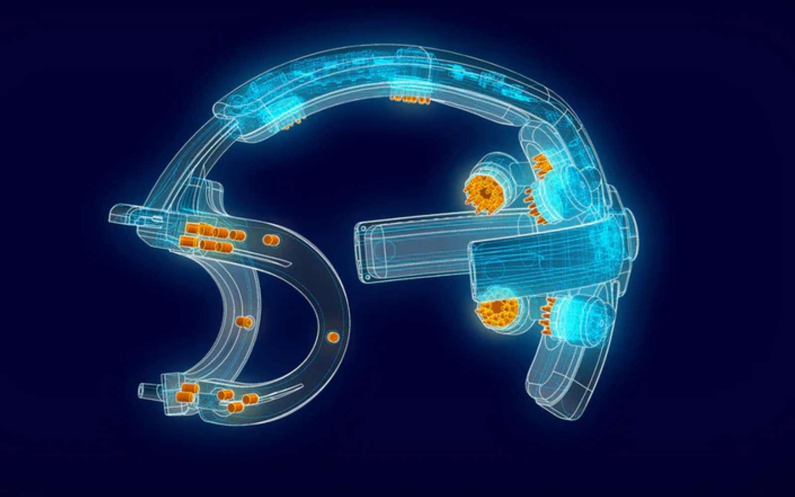 Patron de Valve, Gabe Newell est l'initiateur de Steam, la plus grande plateforme de jeux vidéo pour PC et l'un des pionniers de la VR pour le grand public. Avec OpenBCI, Valve compte réaliser un casque de VR doté d'une interface cerveau-machine. © OpenBCI
