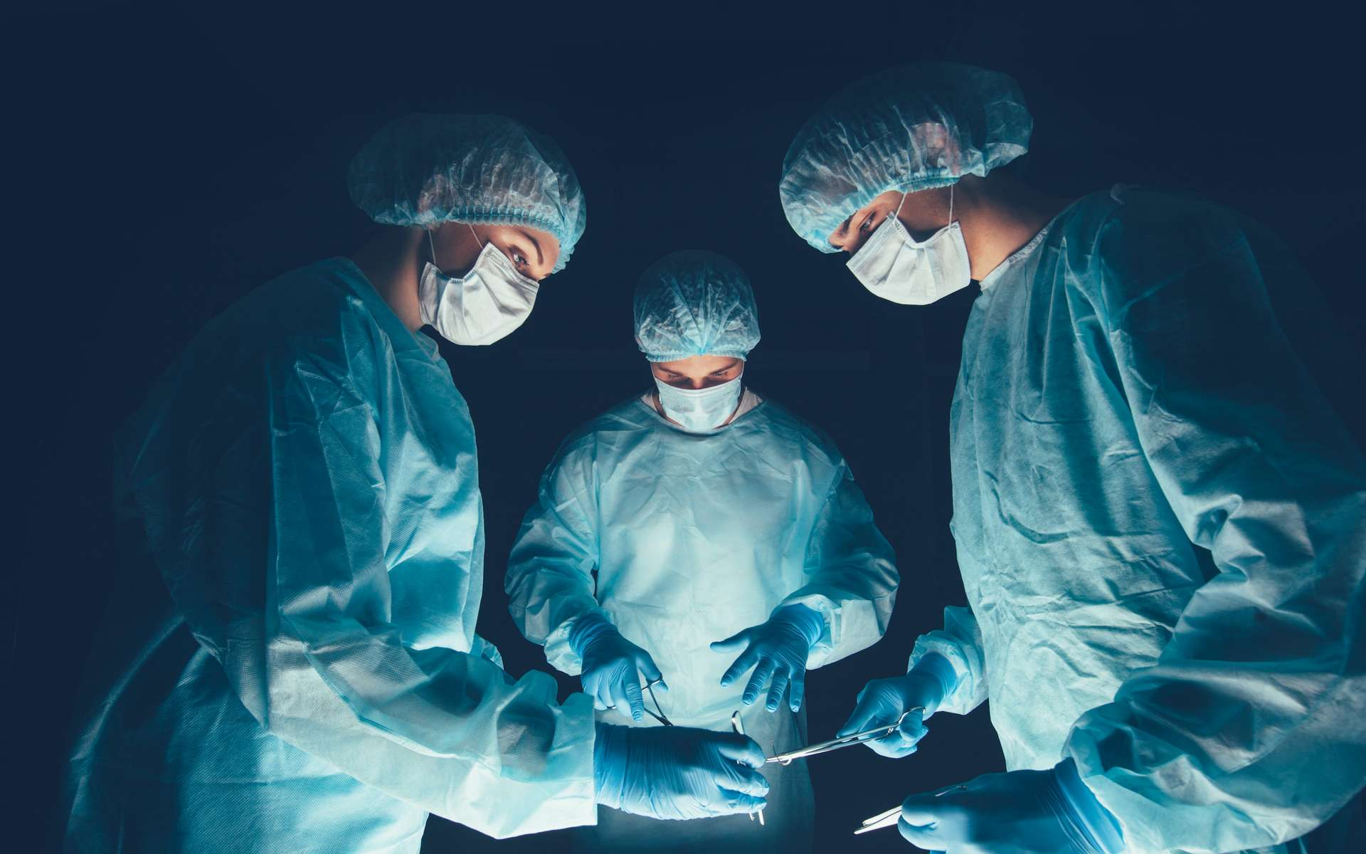 Des patients ont été ressuscités après avoir été placés en état de mort clinique. © satyrenko, Adobe Stock
