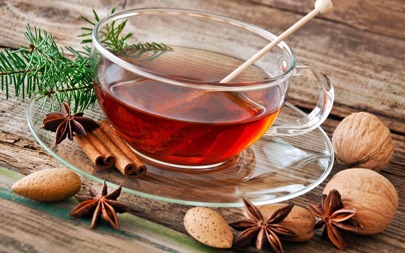 Le thé est la boisson chaude la plus consommée au monde. © PhotoSG, Fotolia