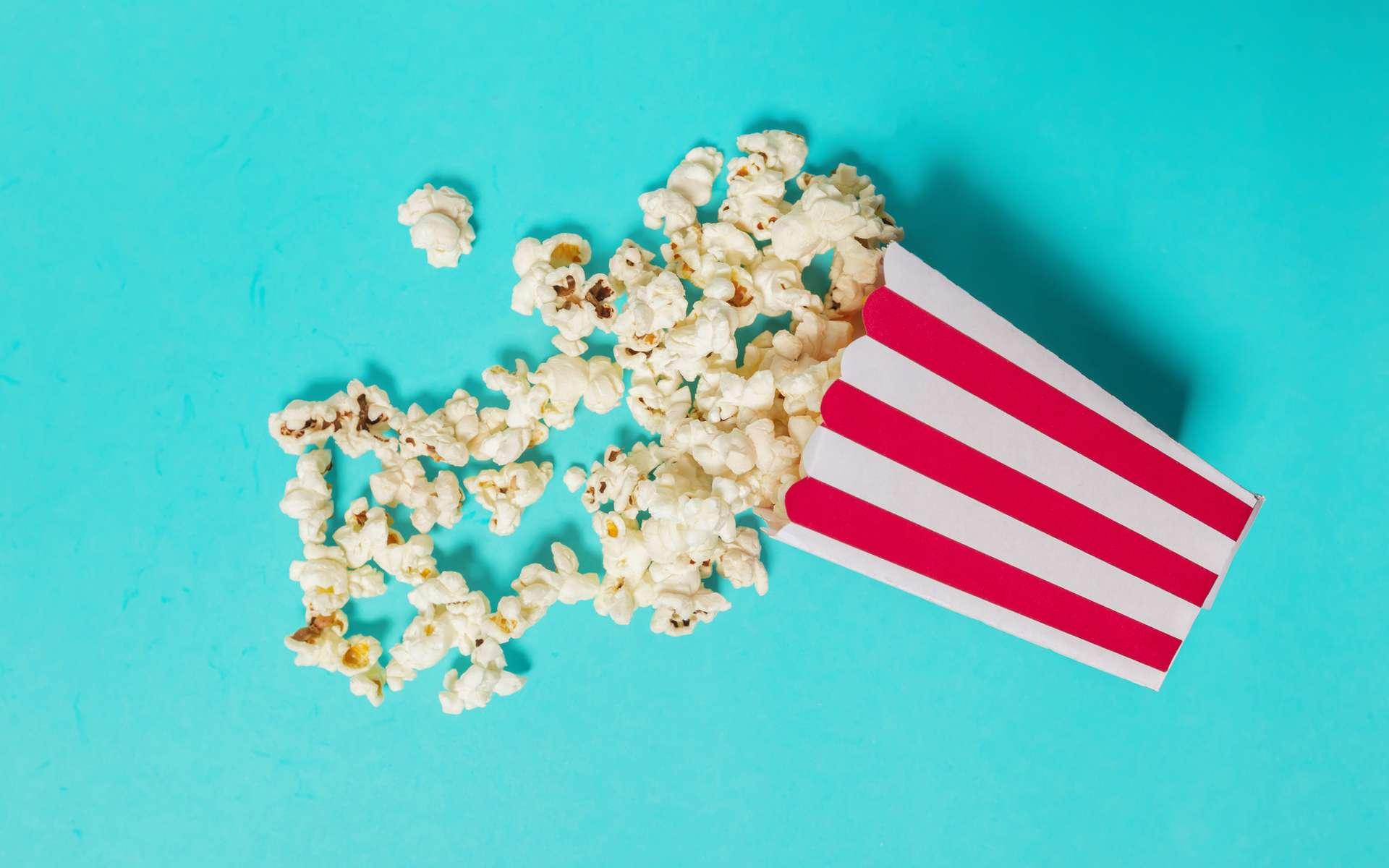 Quand le pop-corn peut gravement nuire à la santé... © fotofabrika, Adobe Stock