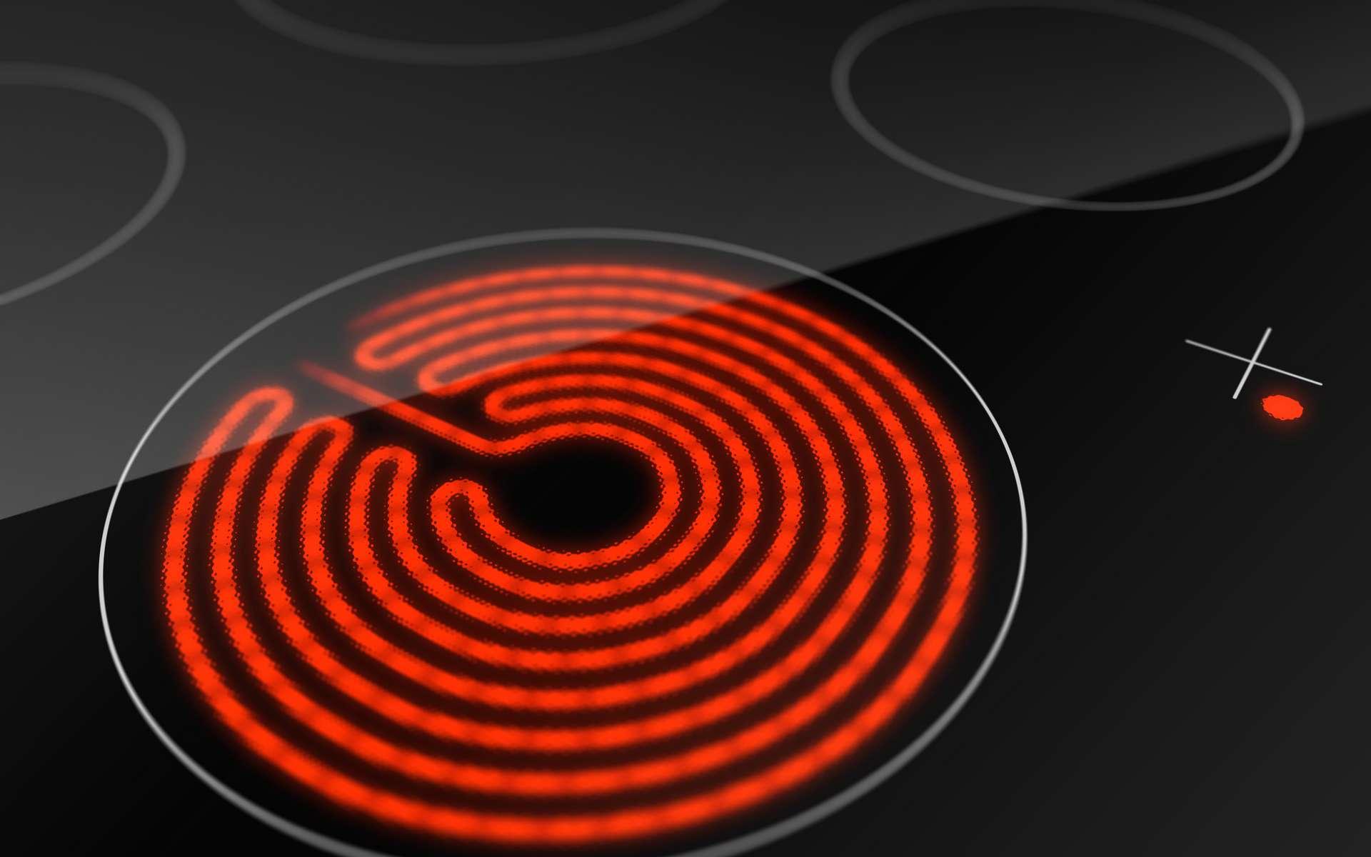 Nettoyer la cuisinière à induction rapidement et facilement. © He2, Adobe Stock