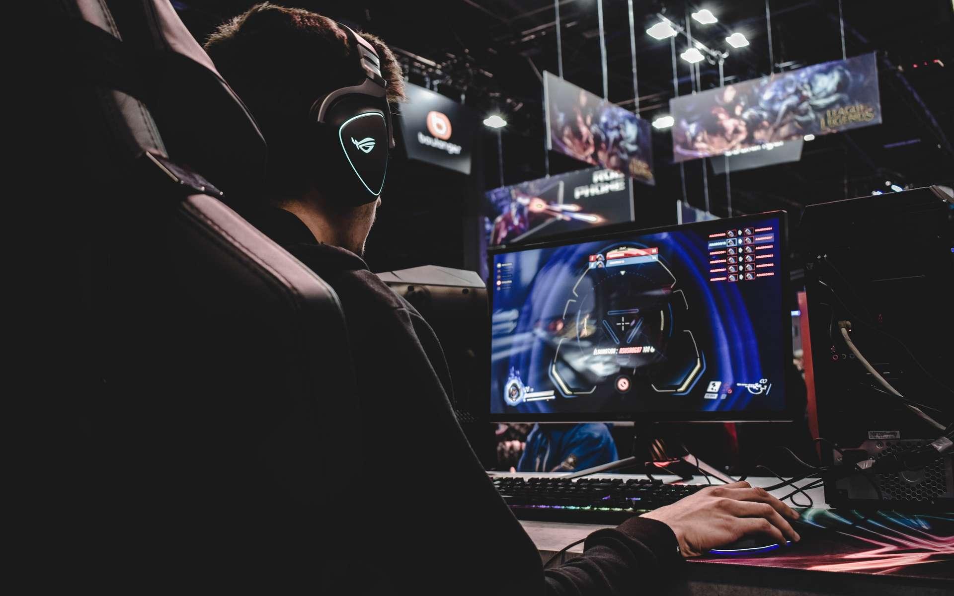 Le cloud gaming, un service de streaming pour les fans de jeux vidéo sur PC. © Florian Olivo, Unsplash