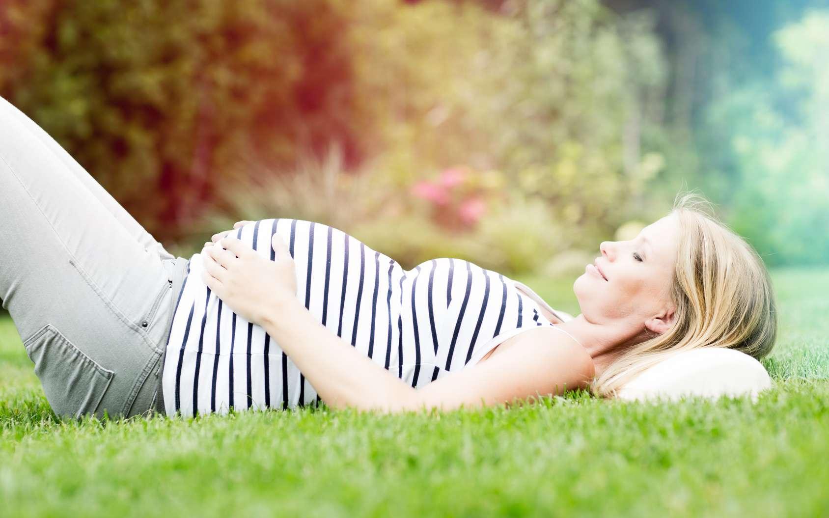 Selon une étude, les bébés conçus pendant l'été seraient ceux en meilleure santé. © drubig-photo, Fotolia