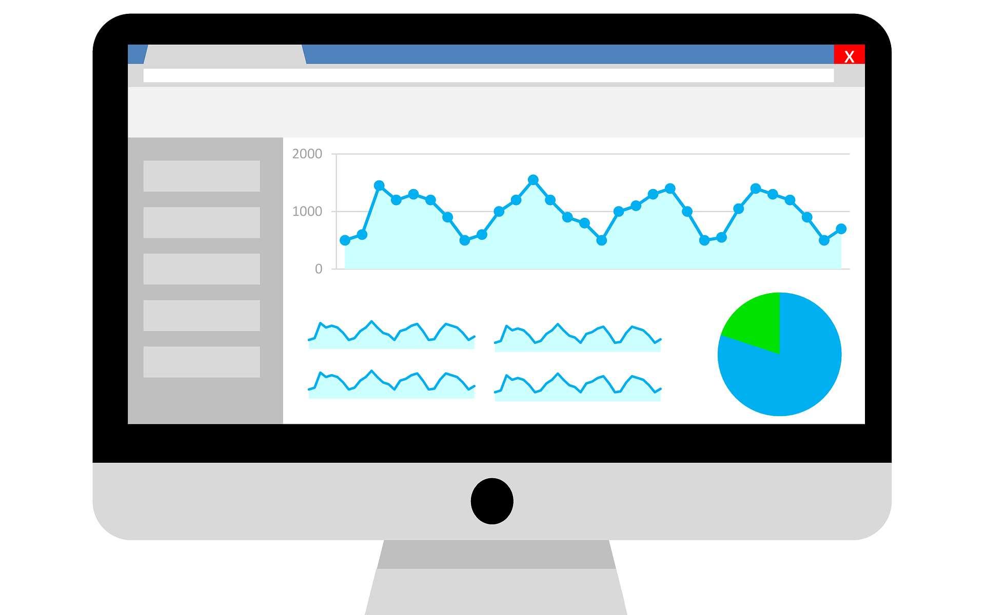 Formation google analytics © Tumisu, Pixabay