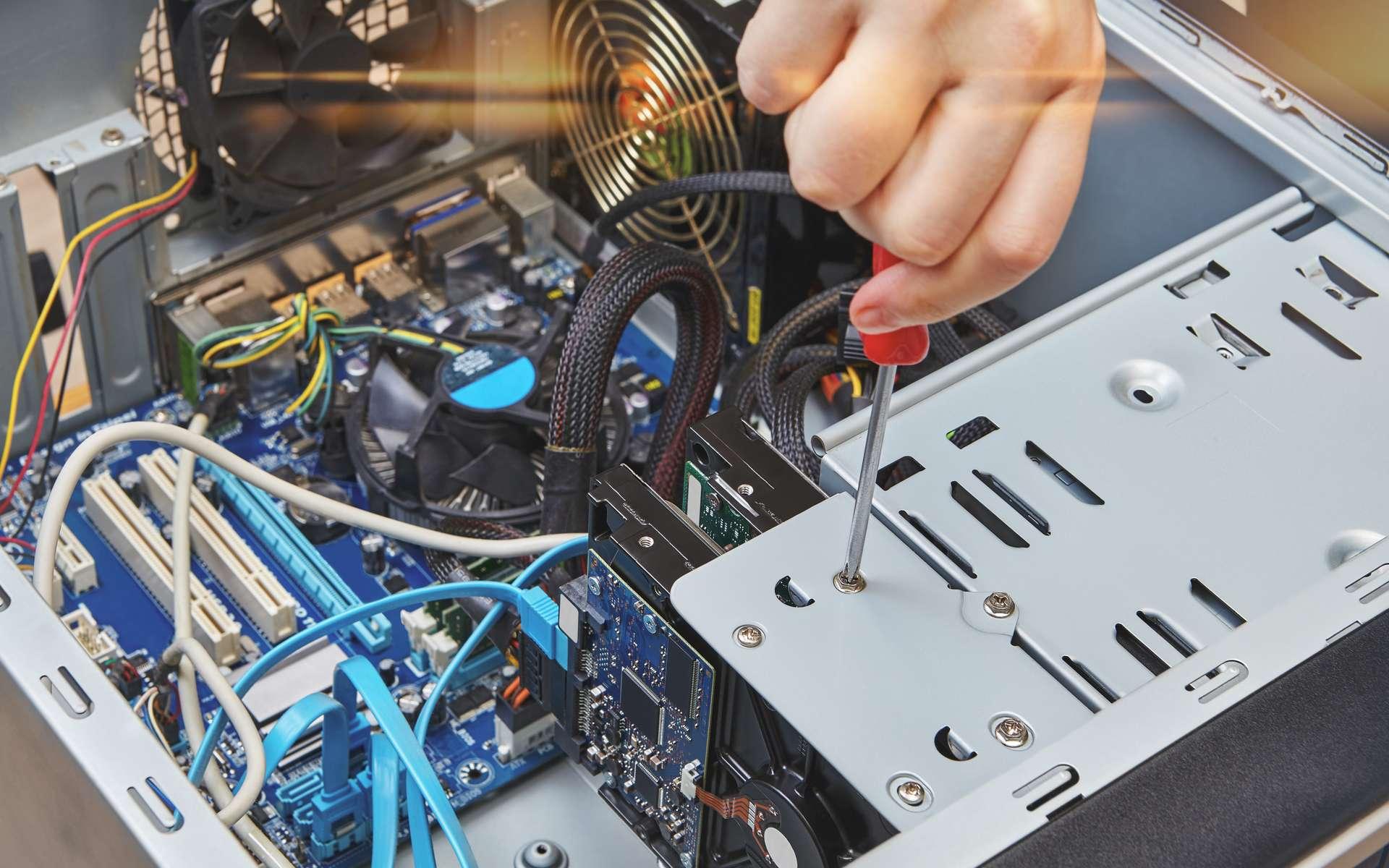 Qu'est-ce qu'une unité centrale ? © Adobe Stock, grigvovan