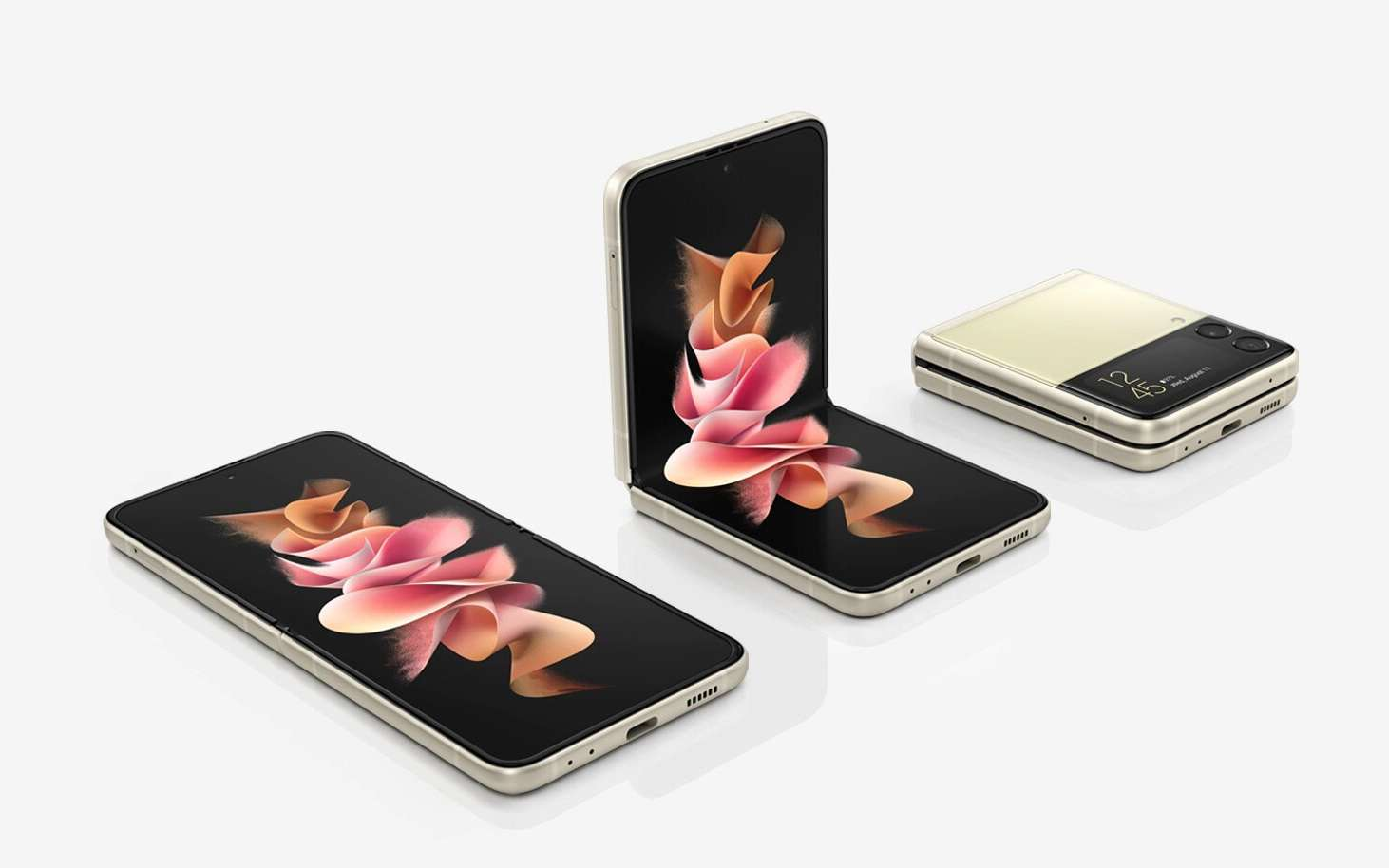 Le Samsung Galaxy Z Flip 3 5G à prix mini chez Bouygues Telecom Samsung.com
