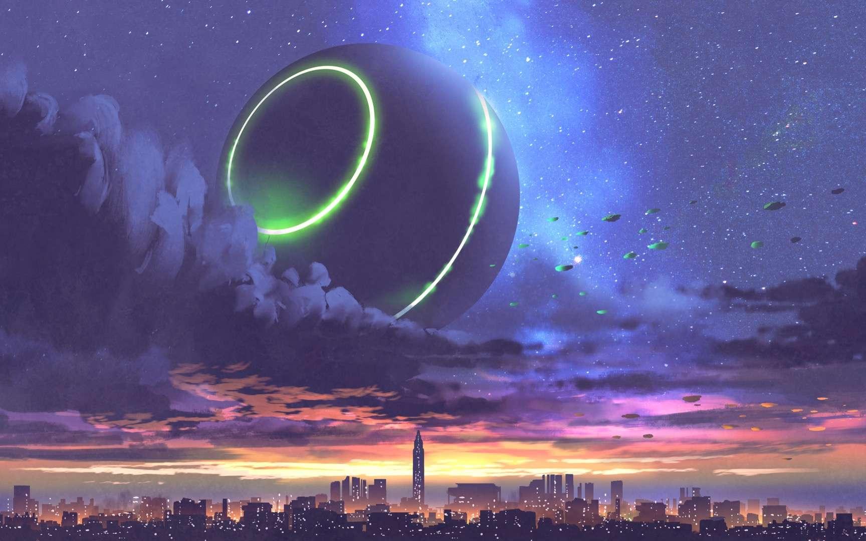 Les habitants de la Terre sont outrés : personne ne les a prévenus que leur planète allait être rasée ! © Grandfailure, Adobe Stock