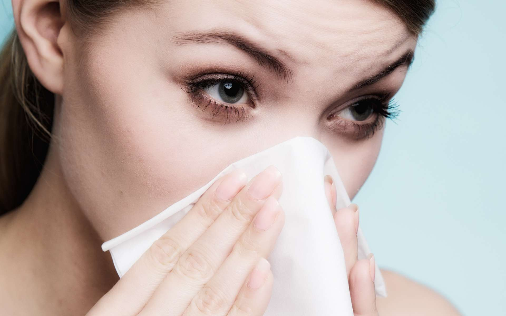 Les personnes nées en automne ou en hiver sont plus souvent allergiques. La faute à l'épigénétique. © Voyagerix, Shutterstock