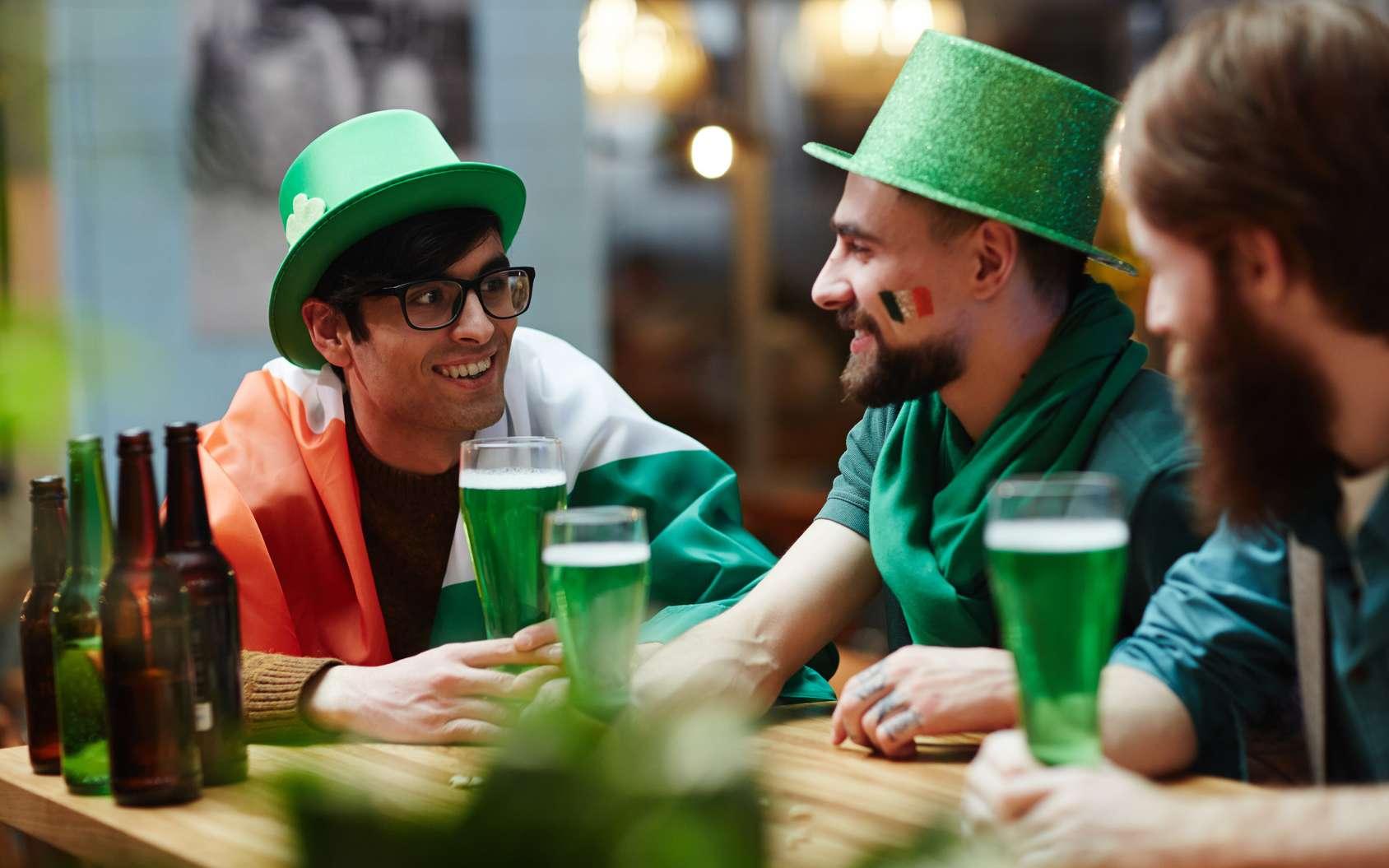 Quelle est l'origine de la Saint-Patrick ? © pressmaster, Fotolia