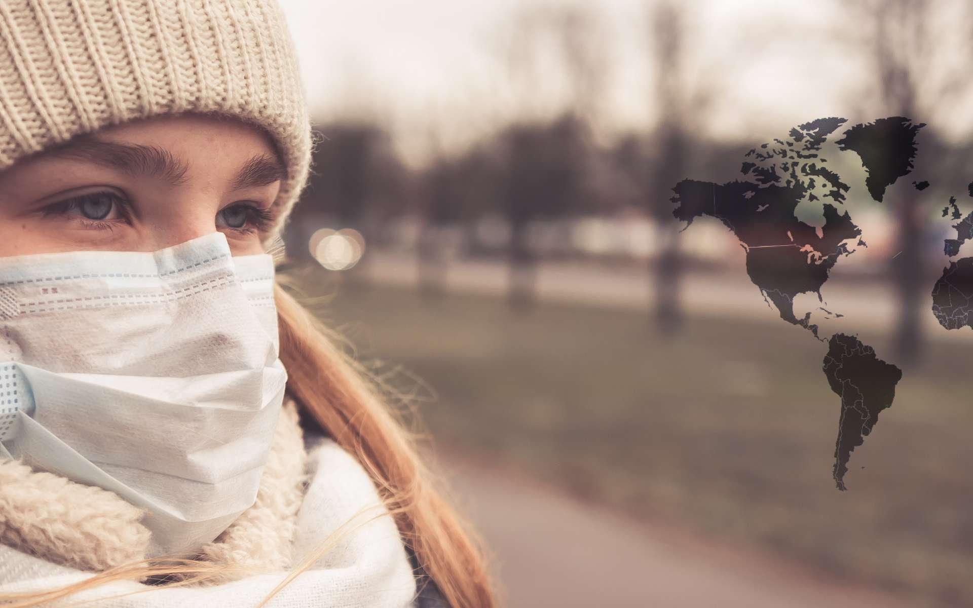 Une pandémie est une épidémie qui s'étend à la quasi totalité d'une population © shintartanya, Adobe Stock