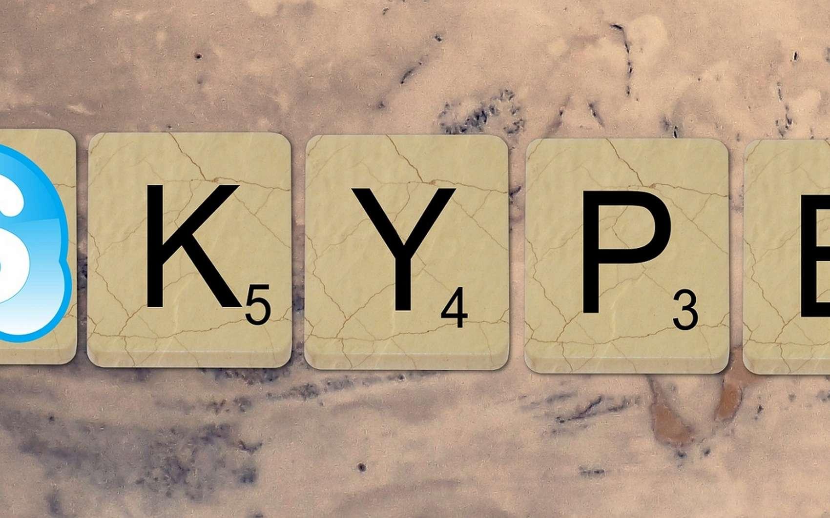 Futura vous explique comment gérer vos téléchargements sur Skype. © Kevin Phillips