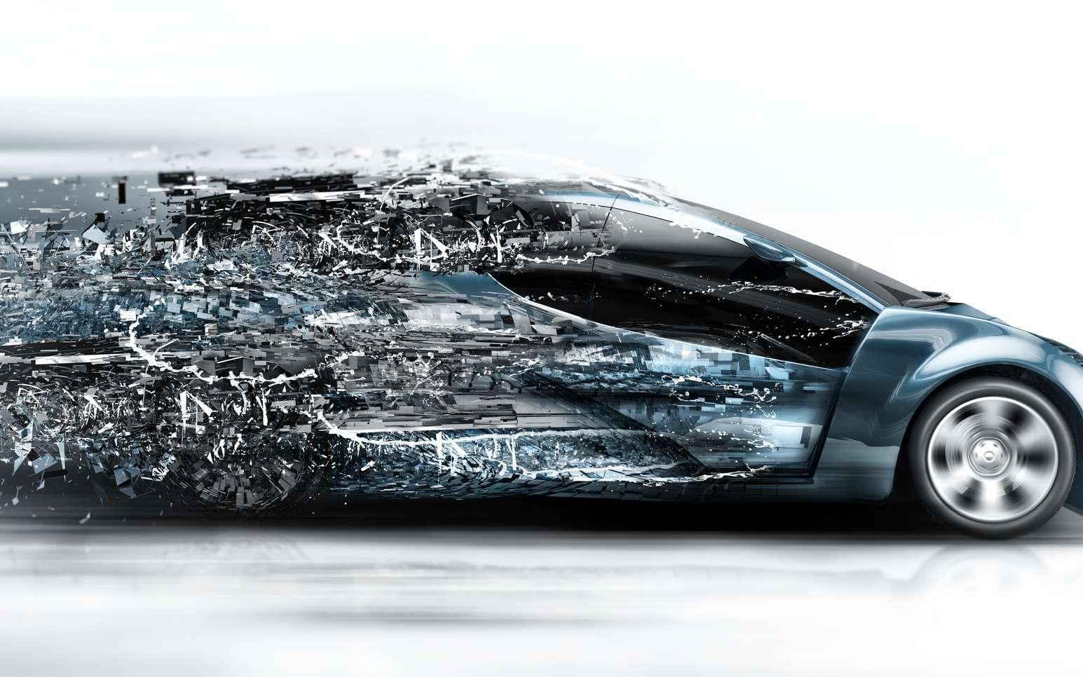 Porsche ne serait pas le premier constructeur automobile à s'intéresser au concept de drone taxi. © Adimas, Fotolia