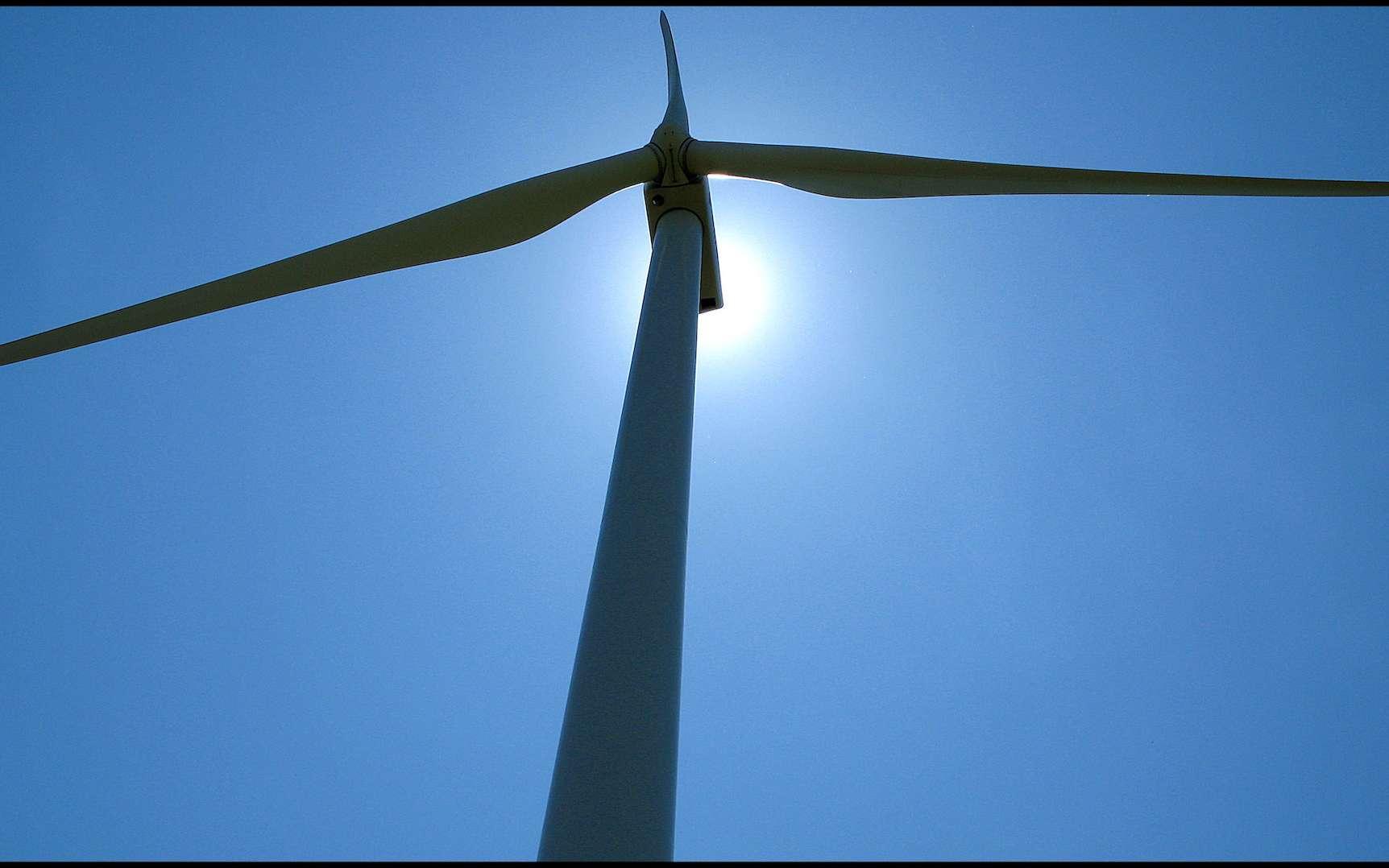 Énergies solaire et éolienne auront vraisemblablement leur rôle à jouer dans la transition énergétique. © Dominique, Flickr, CC by-nc-nd 2.0