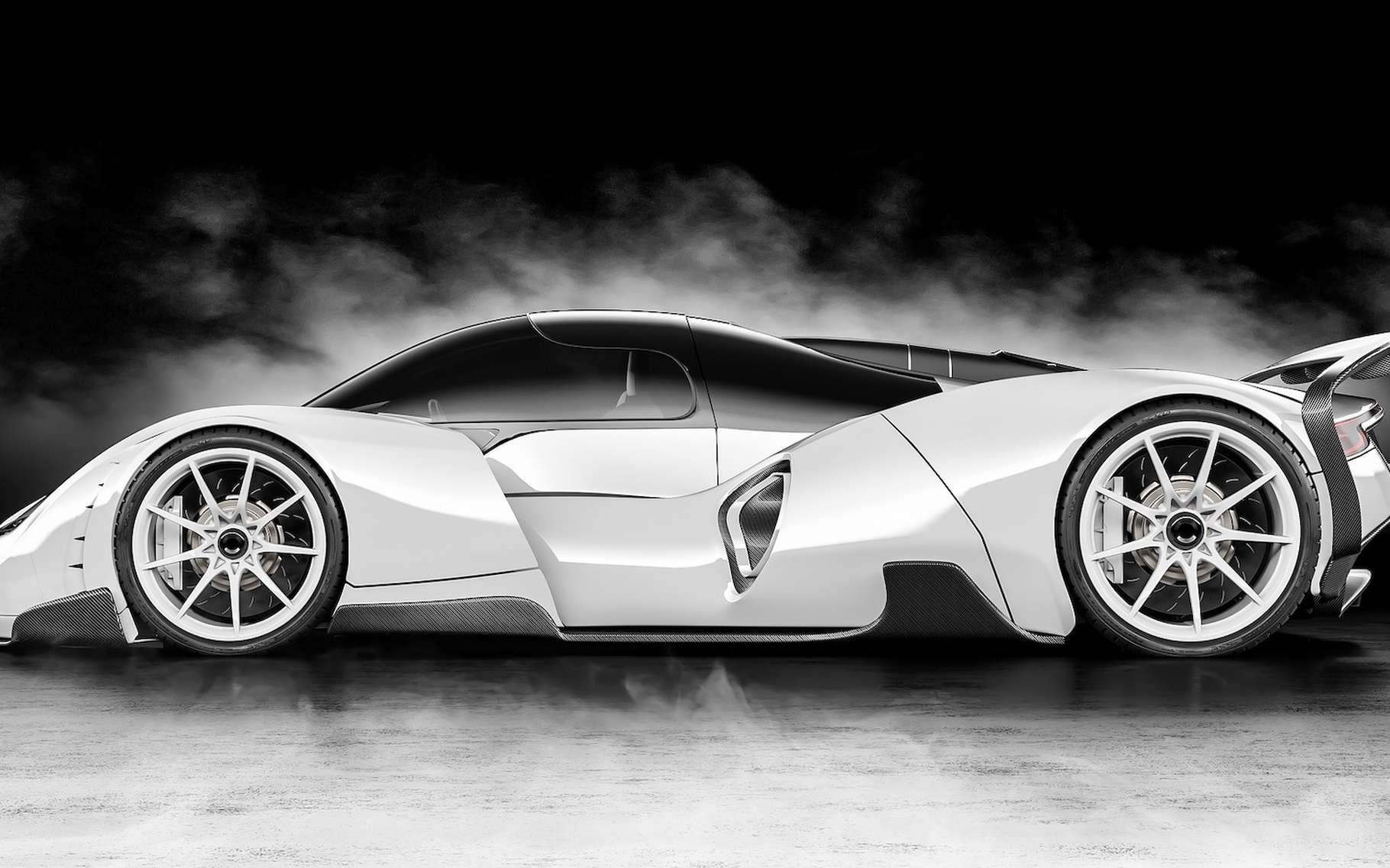 La voiture du futur devrait faire la part belle aux matériaux composites. © LeeRosario, Pixabay License