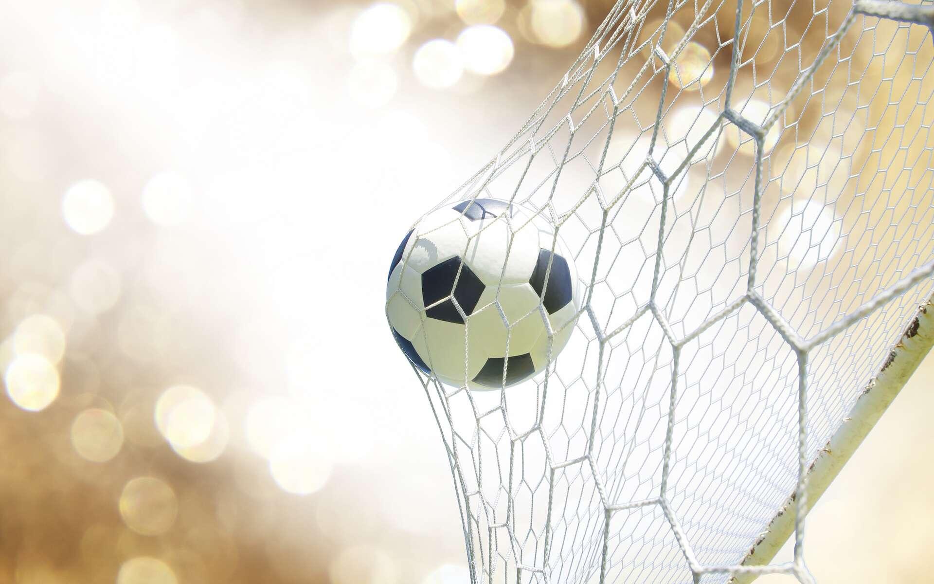 La goal-line technology, sélectionnée par la Fifa, repose sur un système de caméras de surveillance. © SOMKKU, Shutterstock