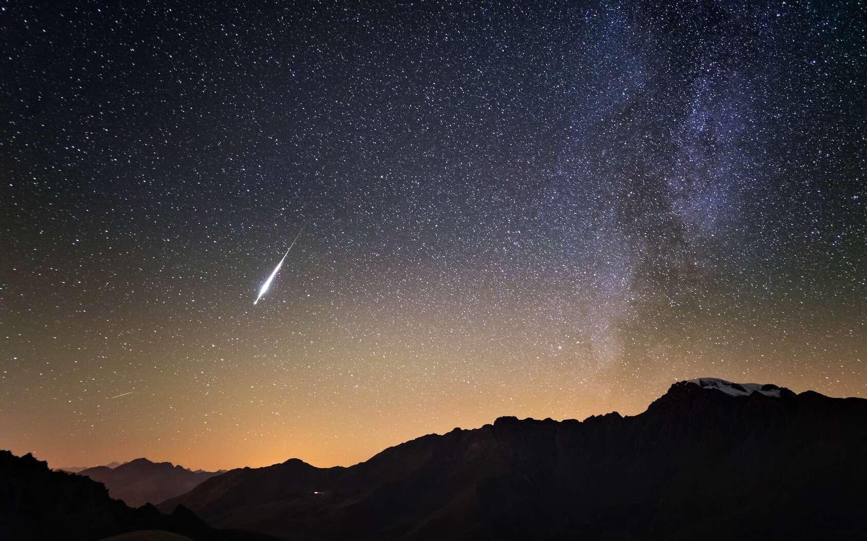 Cher Jean-Luc, bon voyage parmi les étoiles... © Fabio Lamanna, Fotolia