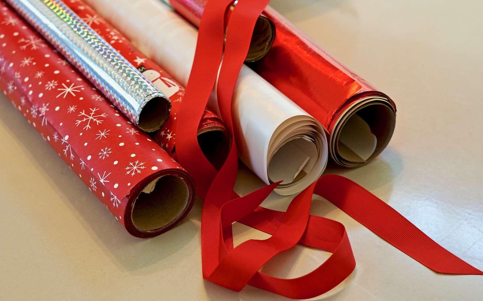 10 idées pour emballer ses cadeaux de manière écologique. © Kim, Fotolia