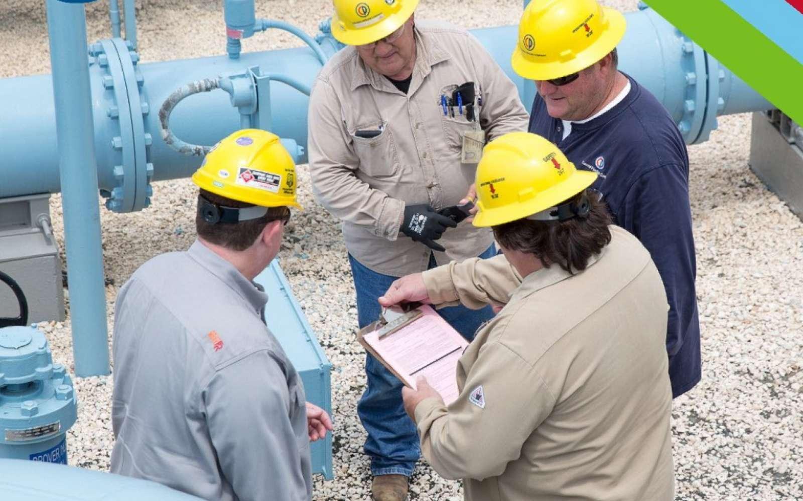 Aux États-Unis, l'arrêt du fonctionnement des gros pipelines de distribution de carburant pourrait engendrer une pénurie dans certaines régions. © Colonial Pipeline