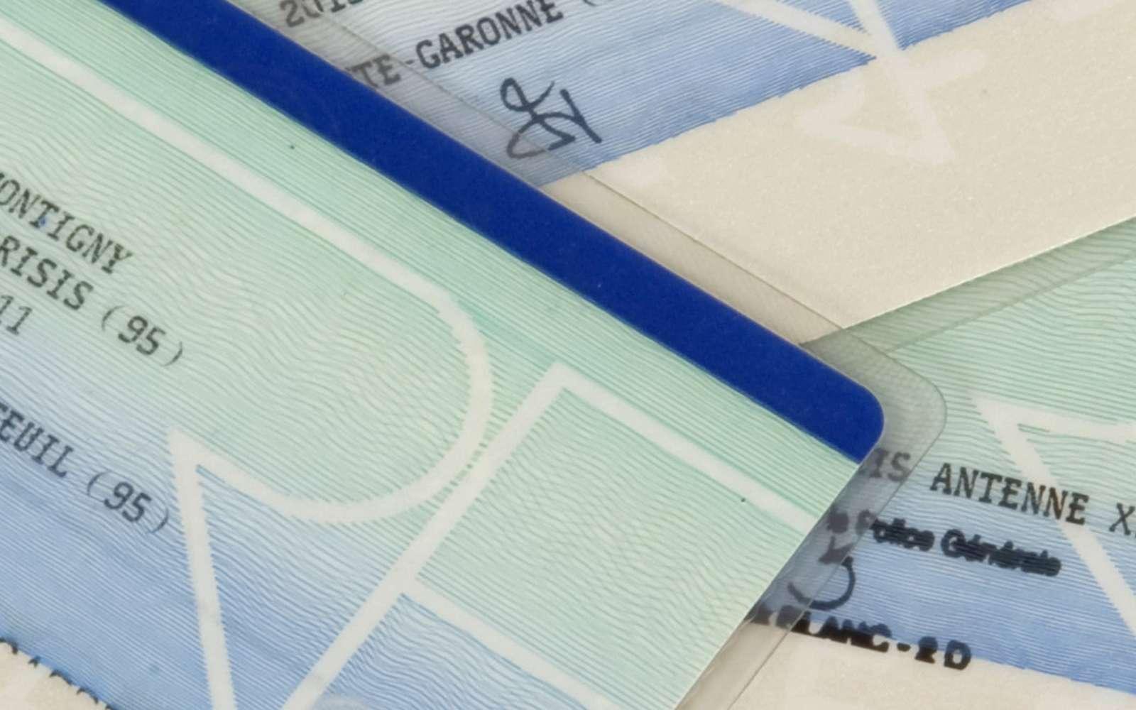 Les nouvelles cartes d'identité électroniques seront généralisées à partir du 2 août 2021. © Ministère de l'Intérieur