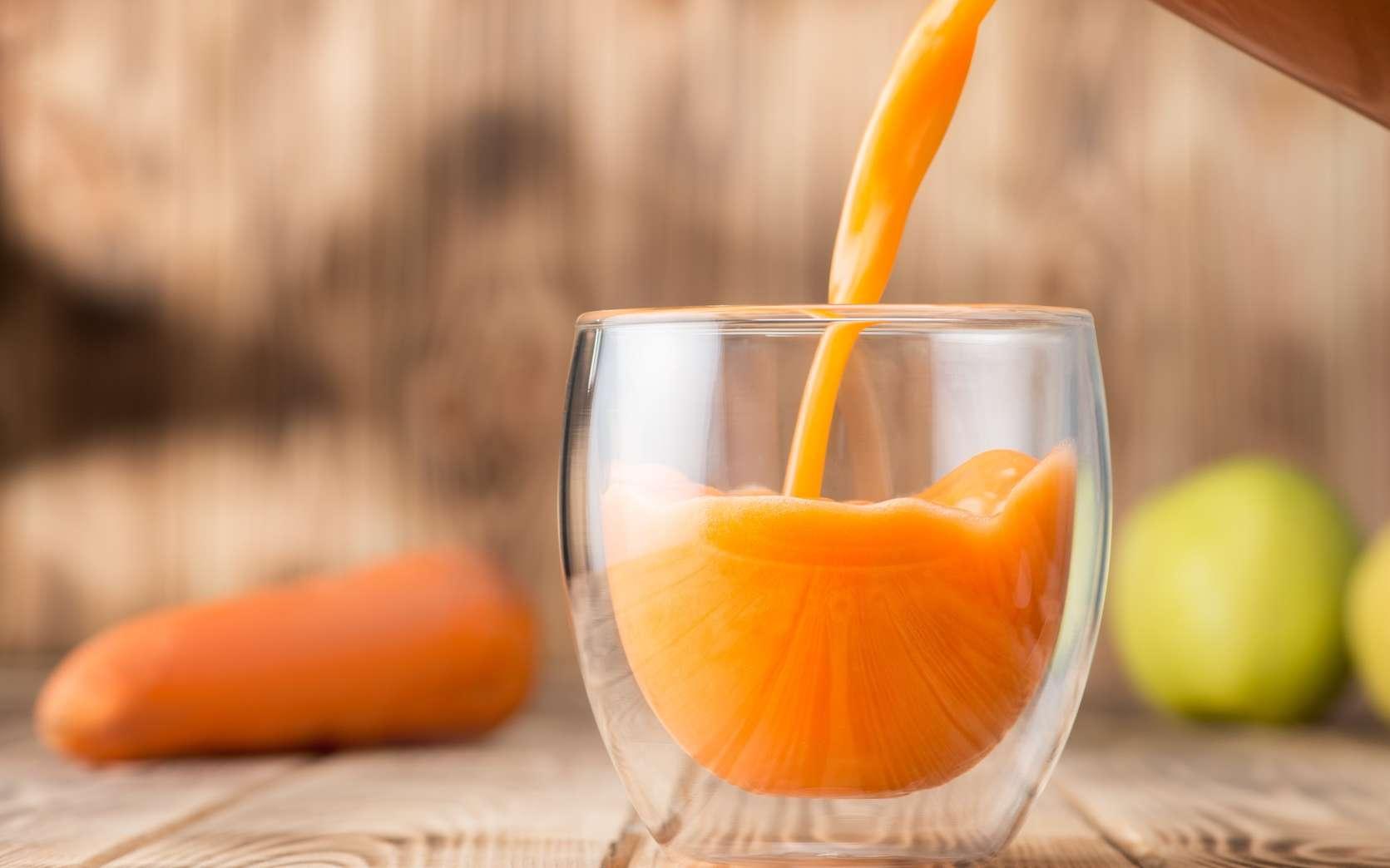 La carotte est riche en carotènes. © olegkruglyak3, Fotolia