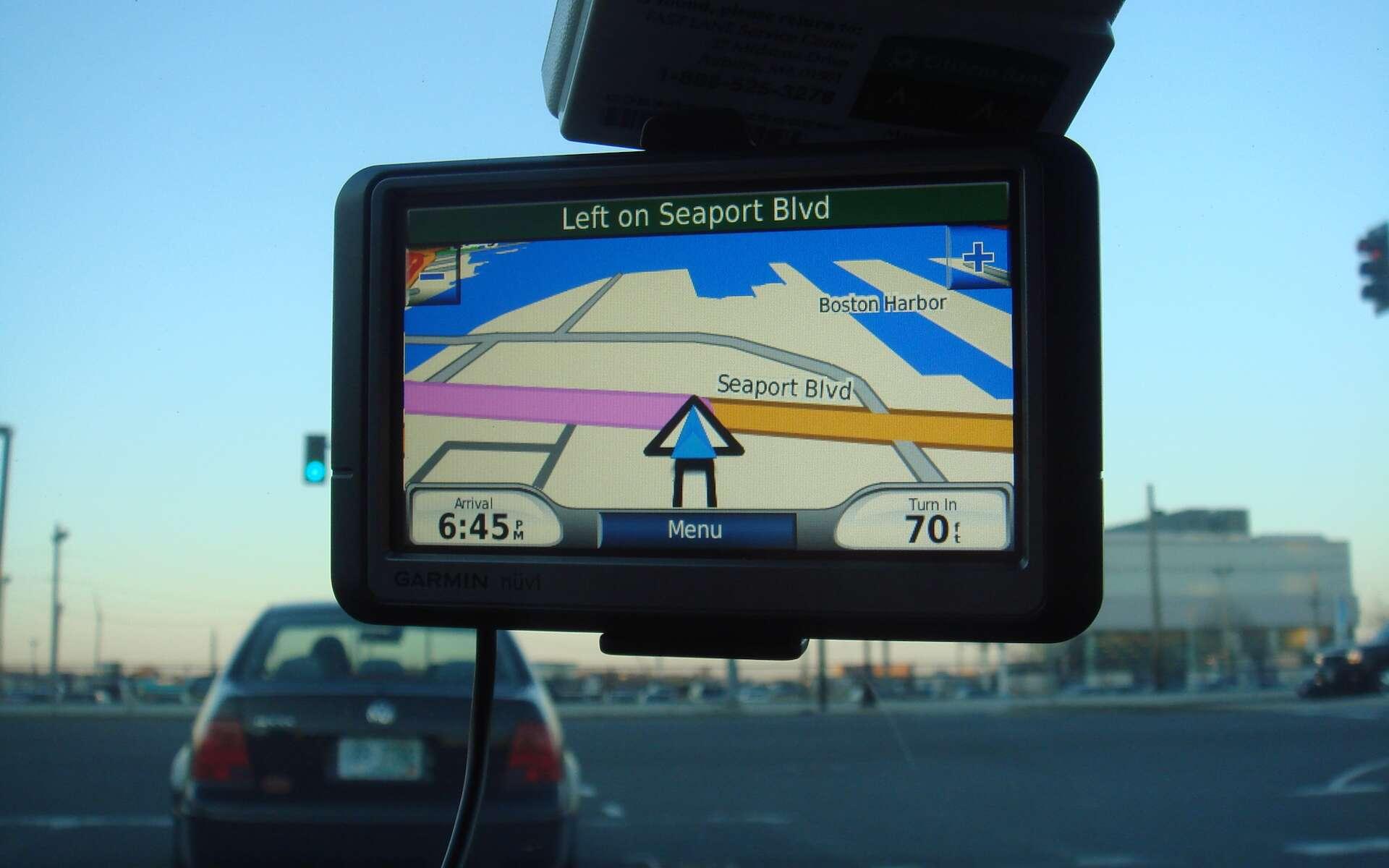 La précision des GPS dépend grandement de la précision des horloges atomiques embarquées dans les satellites qui constituent le système. © Joe Gallagher, Flickr, CC by-nc-nd 2.0