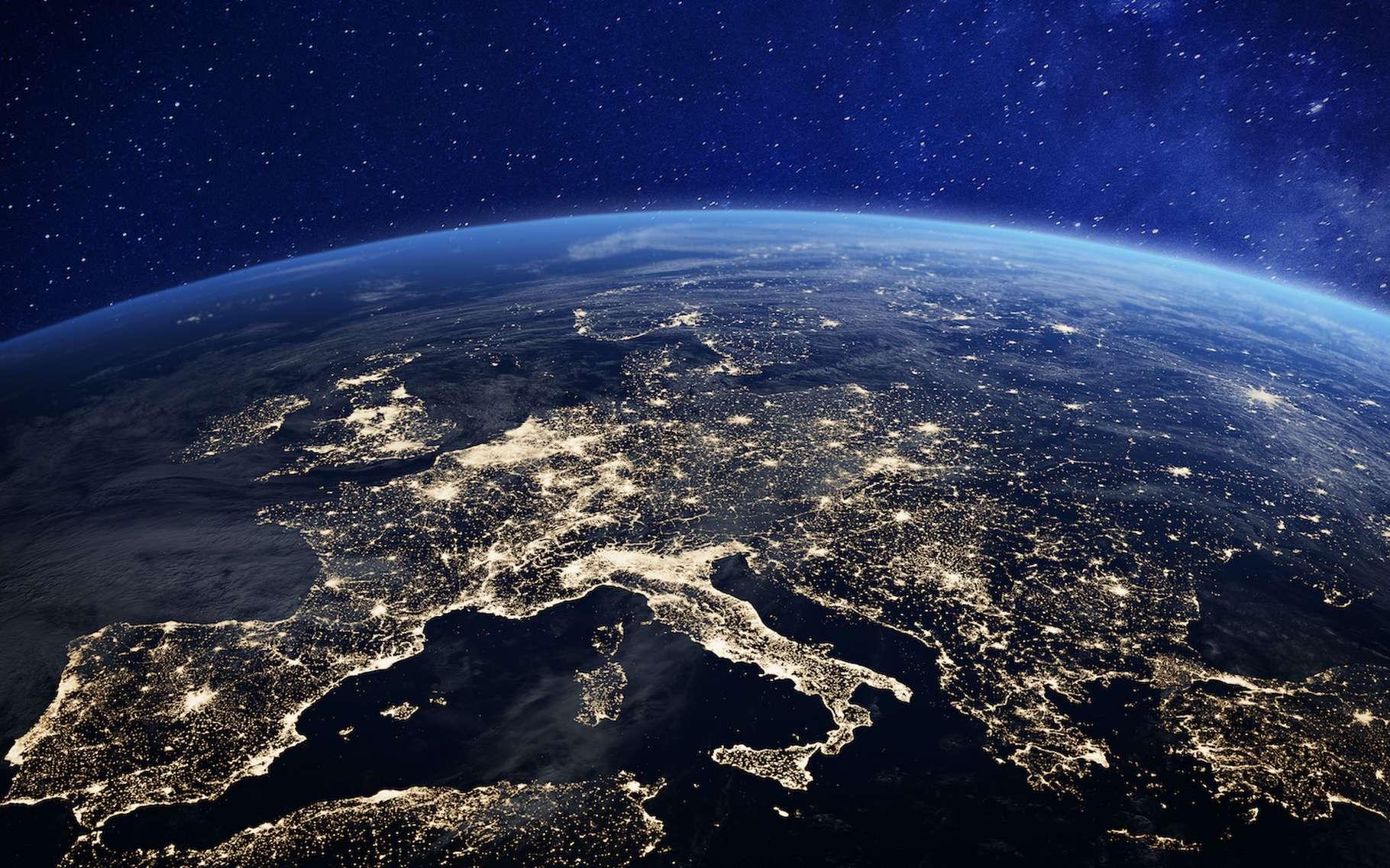 Selon des chercheurs de l'université d'Exeter (Royaume-Uni), les lumières artificielles doivent être considérées comme aussi nuisibles que toutes les autres pollutions. © NicoElNino, Adobe Stock