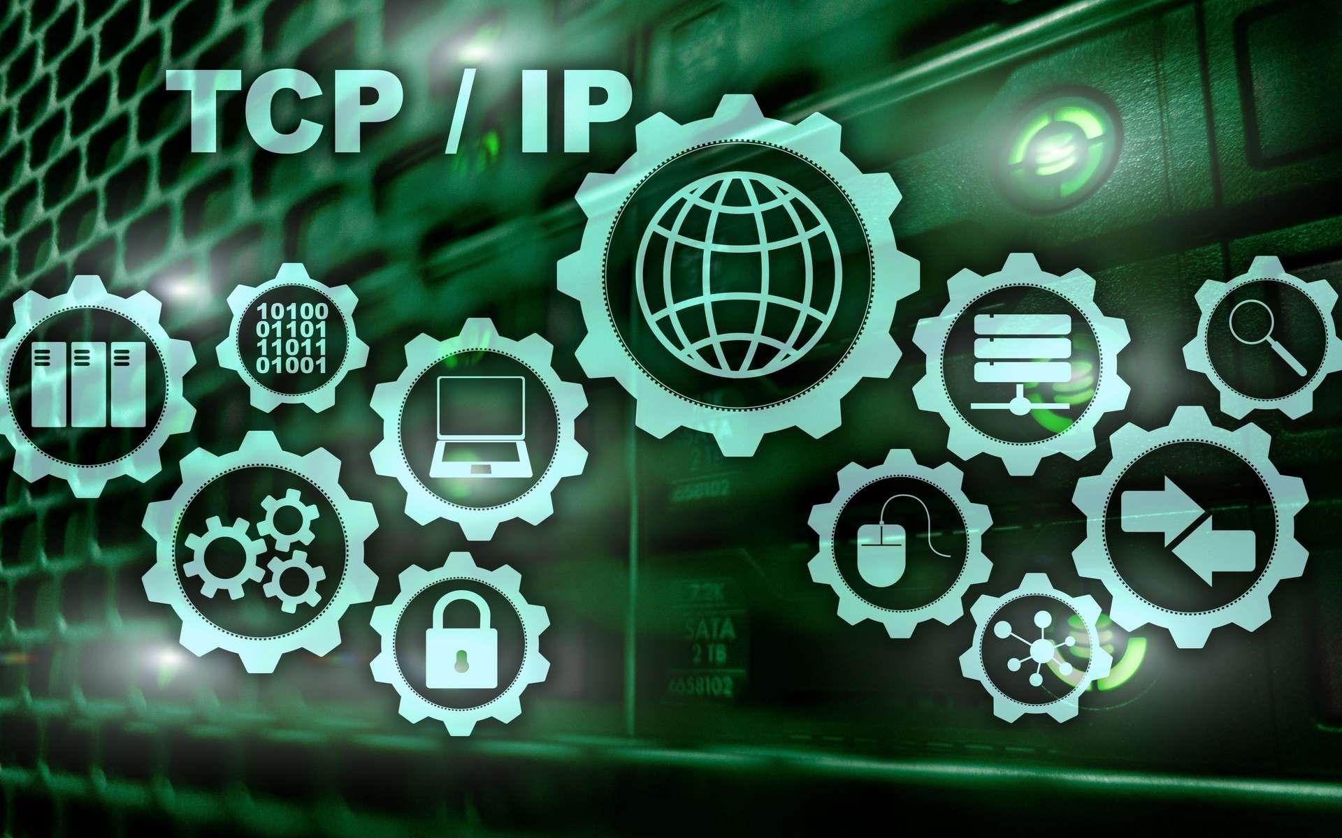 Transmission Control Protocol/Internet Protocol © Adobe Stock, Funtap