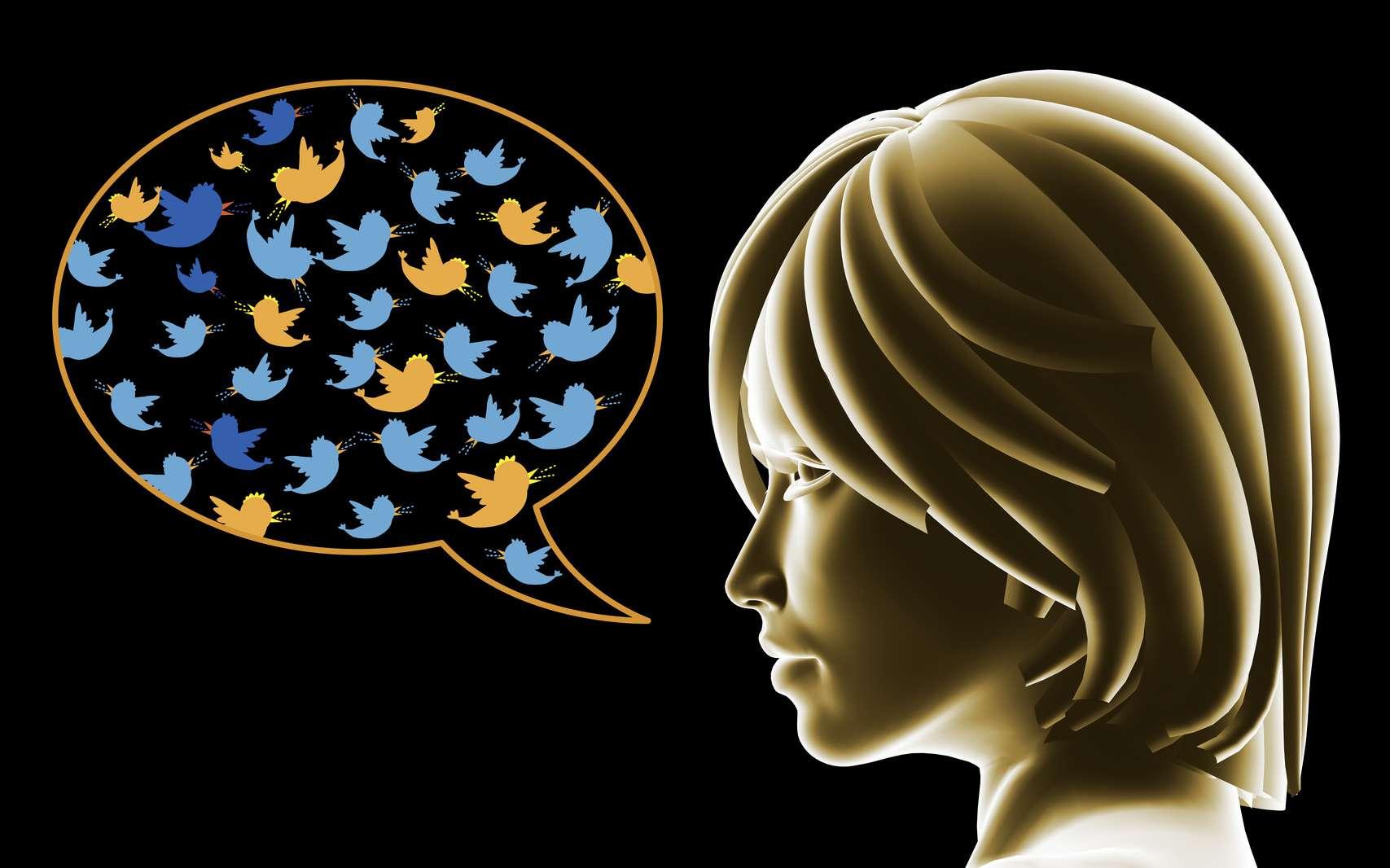 Selon Twitter, l'allongement de la taille des messages (désormais jusqu'à 280 caractères) ne nuira pas à la brièveté, qui est l'apanage de ce réseau social. © HANK, Fotolia