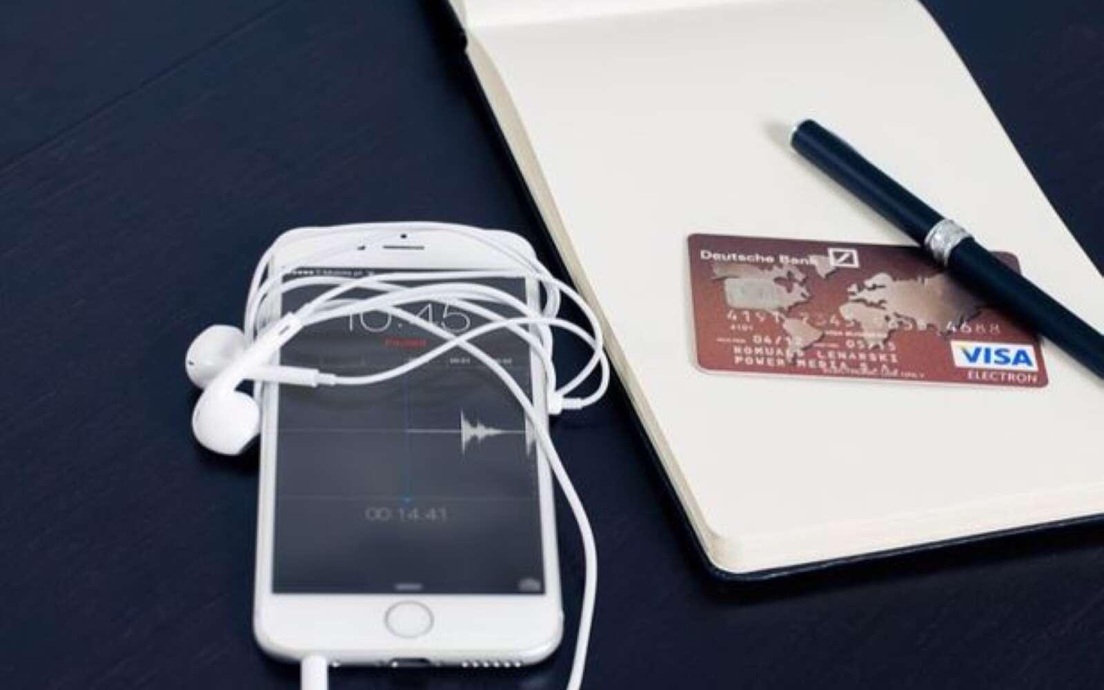 Utiliser l'Apple Pay avec une carte Visa peut potentiellement permettre à des pirates de réaliser des paiements sans contact et sans limite. © Université de Birmingham