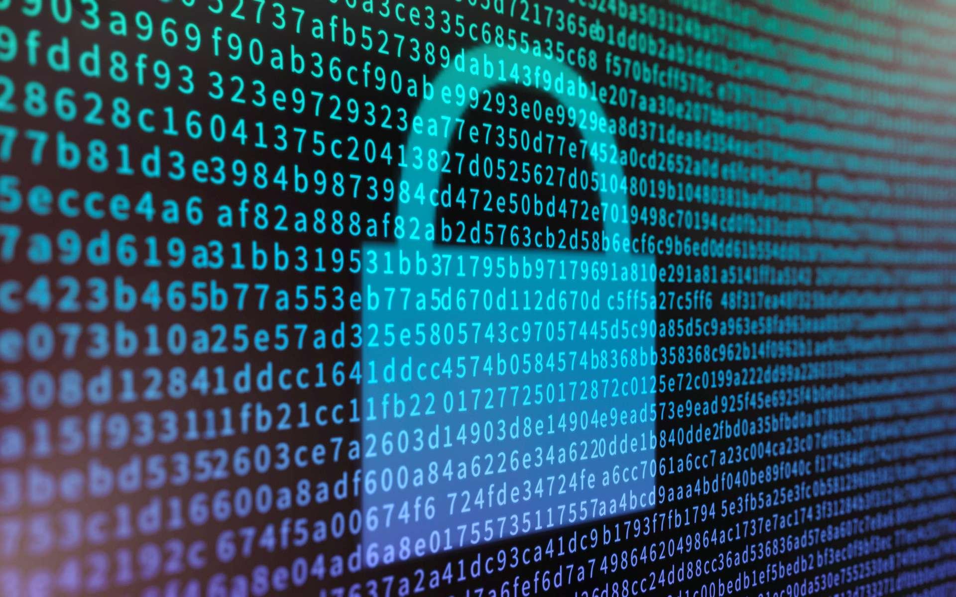 Le cryptologue doit protéger les données sensibles en les chiffrant via des codes complexes. © Anthony Brown, Adobe Stock.