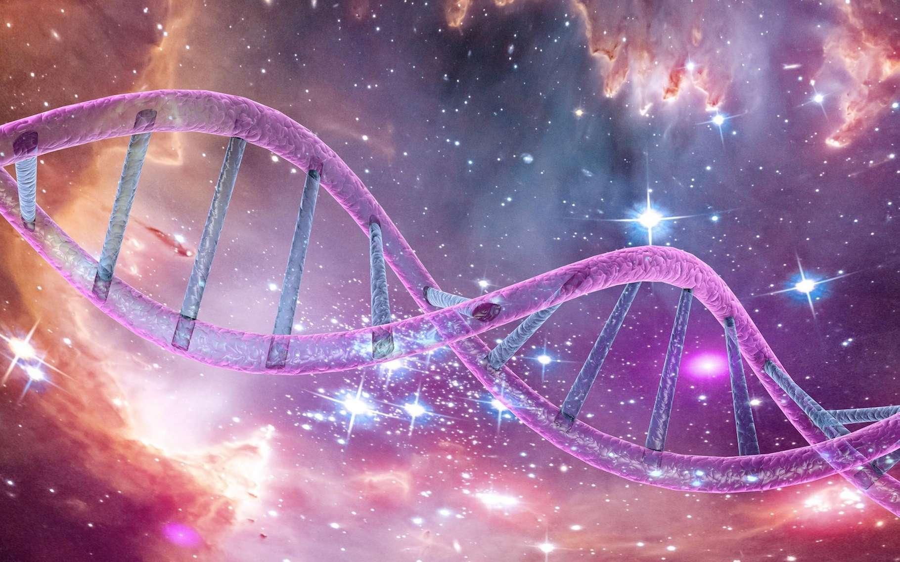 Des physiciens de la City University de New York (États-Unis) imaginent qu'une forme de vie exotique qu'ils qualifient de « nucléaire » pourrait potentiellement apparaître au cœur même des étoiles de la séquence principale. © Kateryna_Kon, Adobe Stock