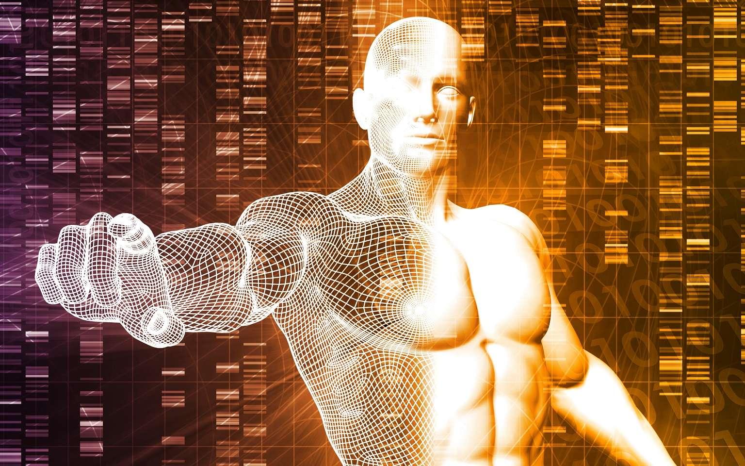 Les treize « super-héros » de la génétique sont restés en bonne santé malgré un pronostic génétique peu favorable. © kentoh, Shutterstock