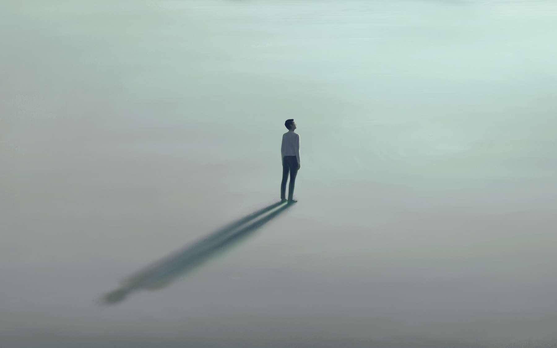 Surprenant : la solitude ferait grossir le cerveau ! - Futura