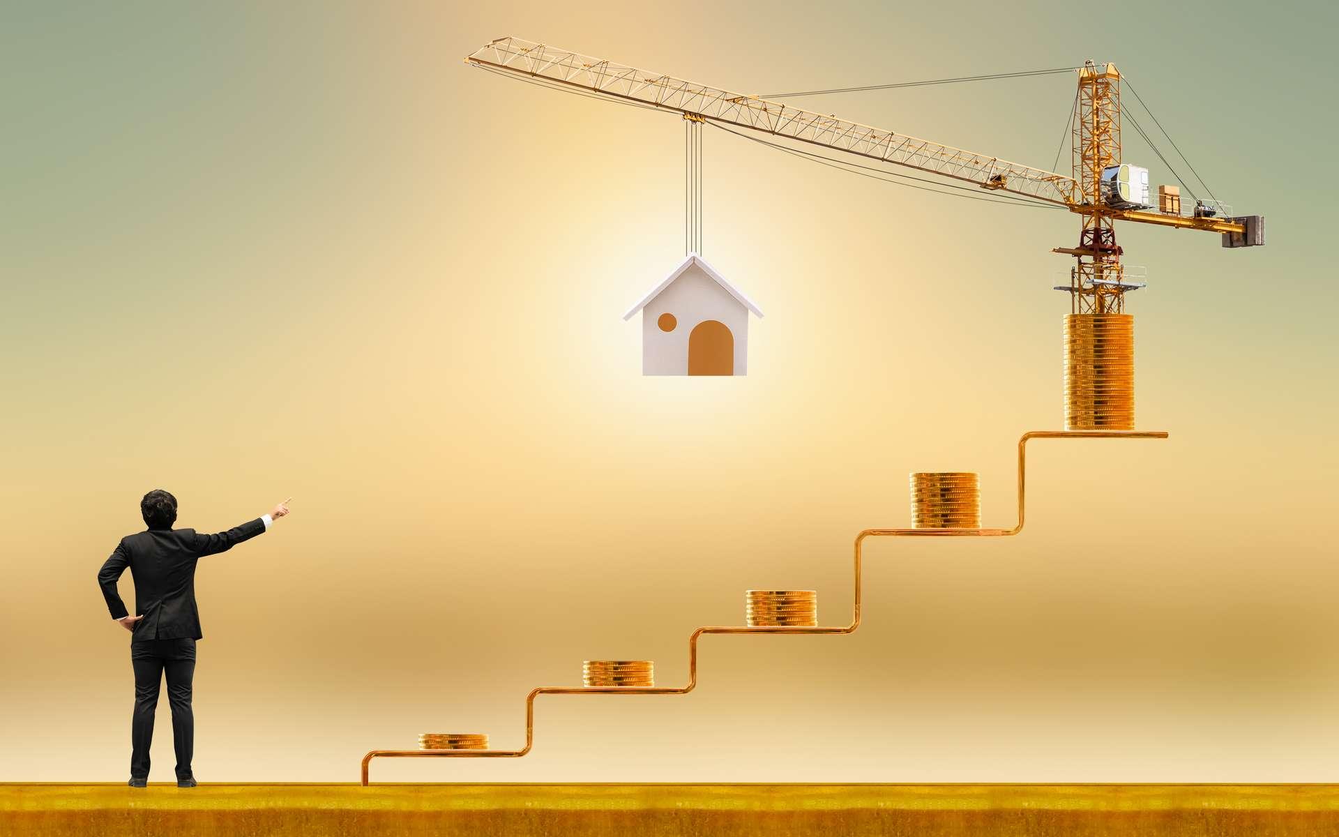 Investissement sécurisé avec un bon taux de rendement. © Watchara