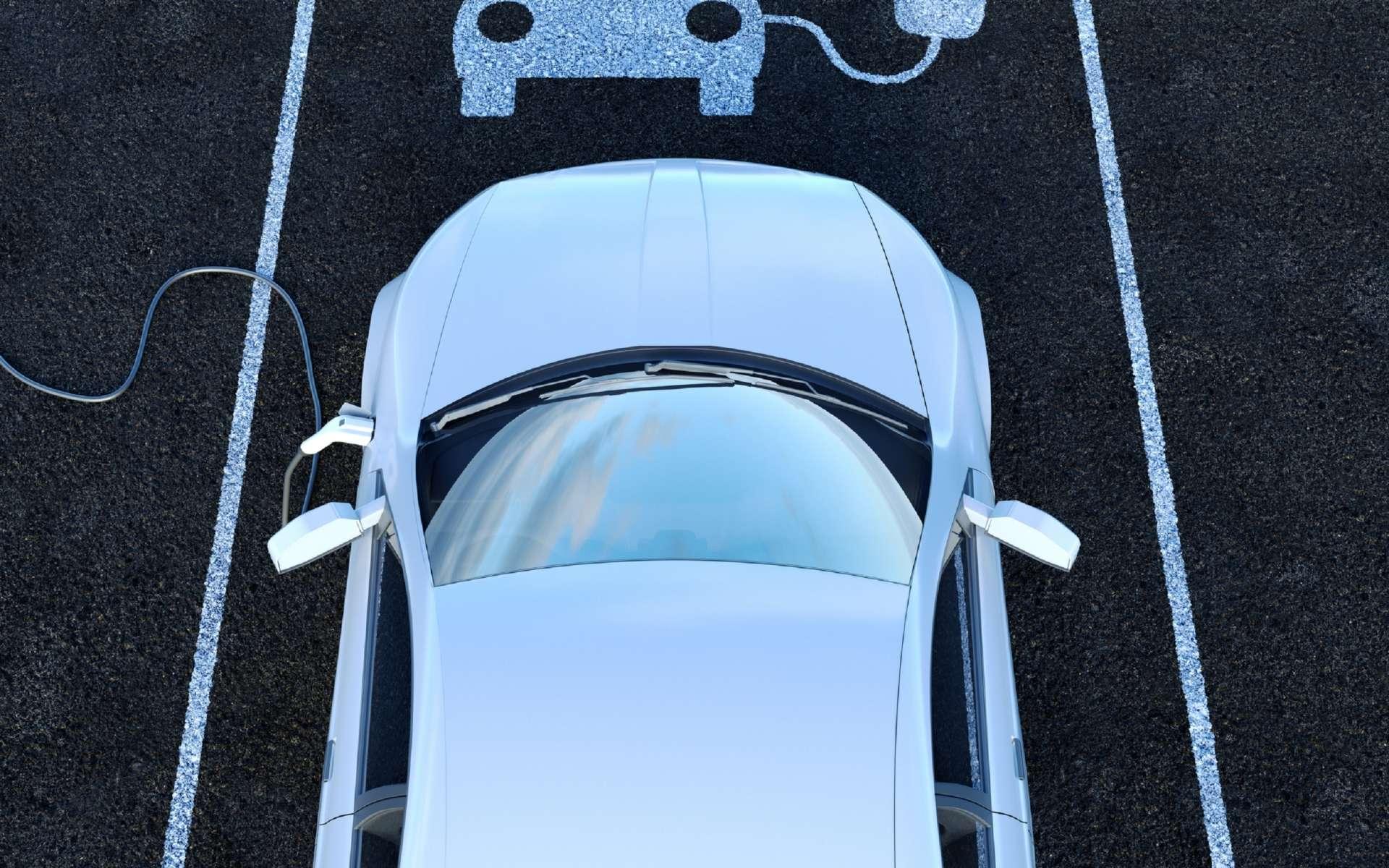 La chute de l'or noir va-t-elle stopper les ventes de véhicules électriques ? © 3alexd, IStock.com
