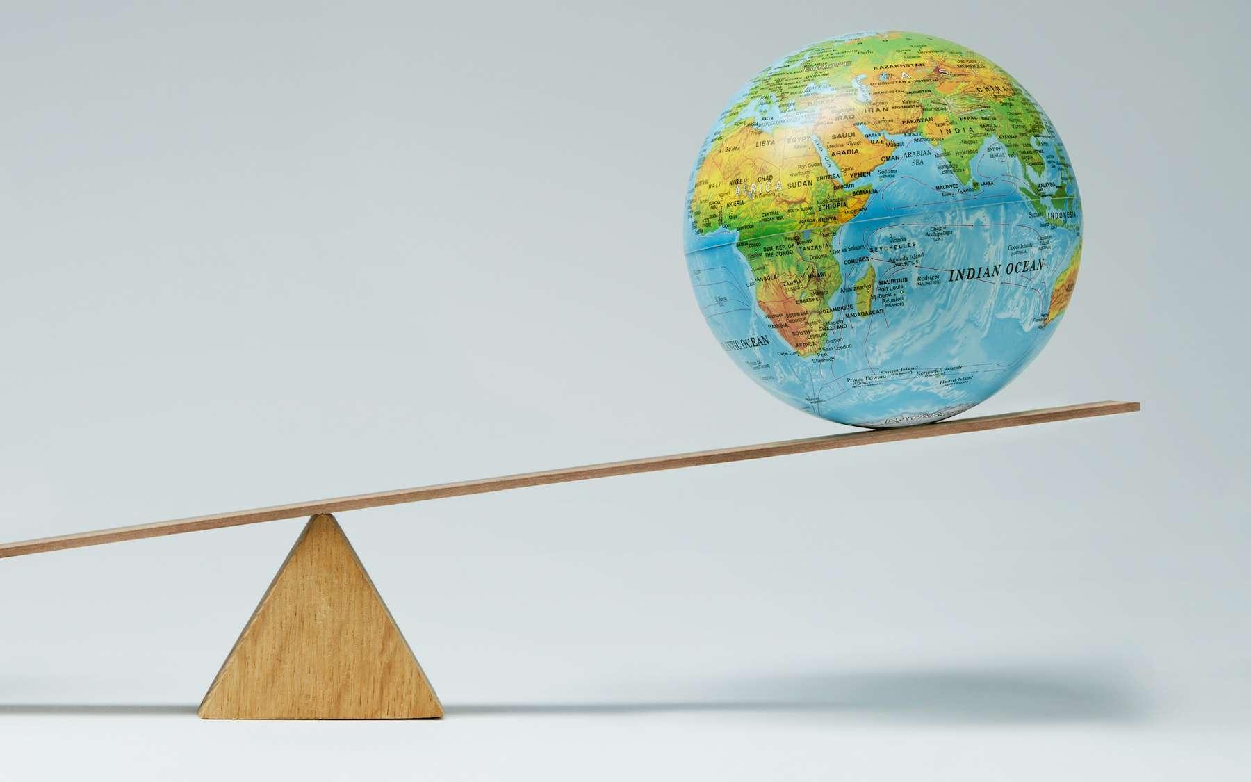 La Terre change-t-elle de poids ? - Futura