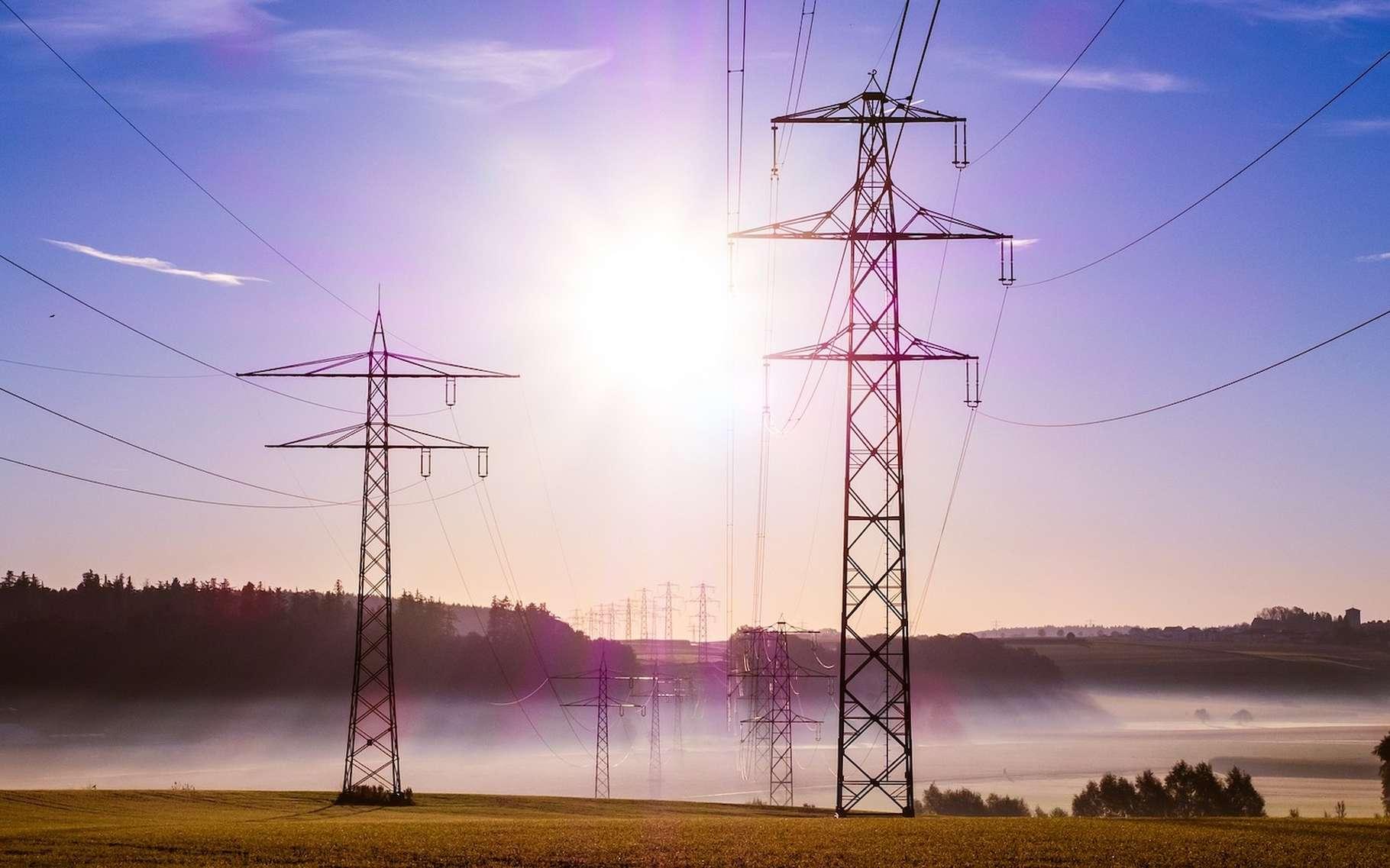 L'électrocution est le passage de l'électricité dans le corps, entraînant la mort. © blickpixel, Pixabay, CC0 Creative Commons