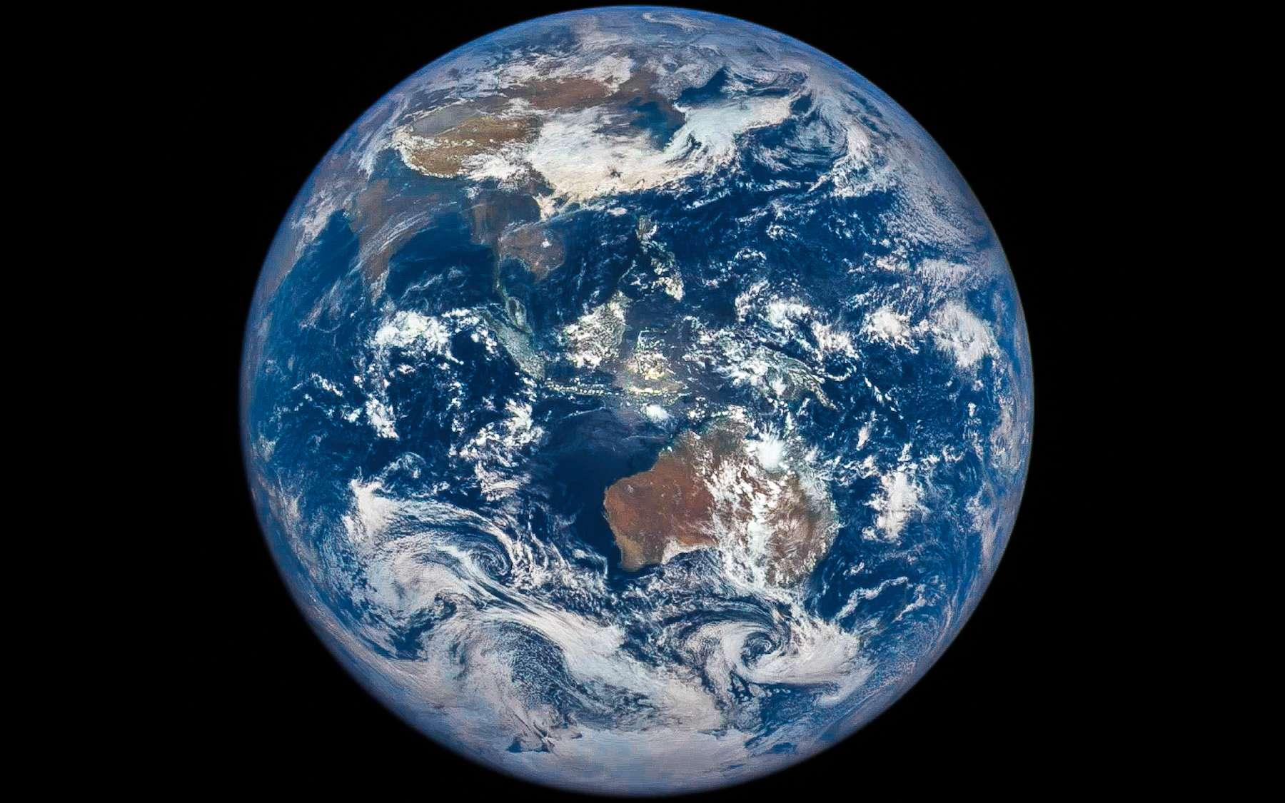 Les plus belles images de la Terre prises par la Nasa. © Nasa Earth Observatory