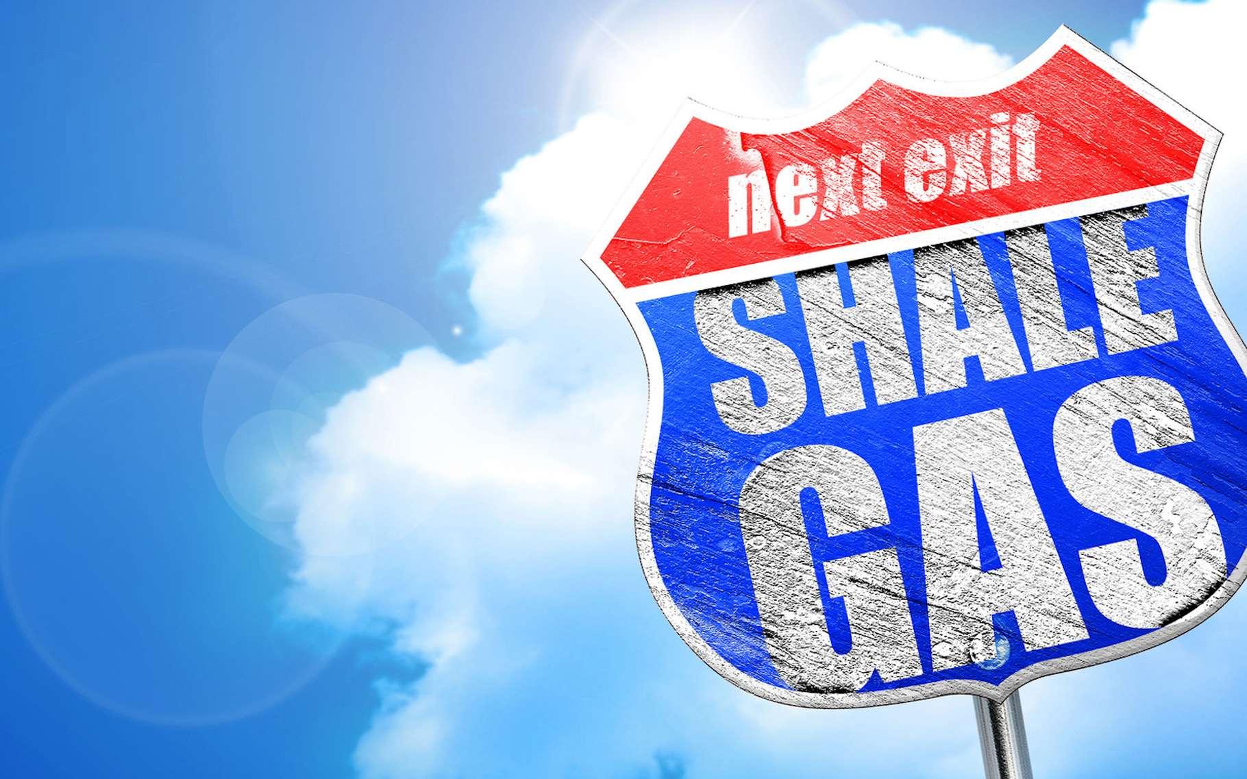 Le gaz de schiste – ou shale gas en anglais – est le plus connu des hydrocarbures non conventionnels. © Argus, Fotolia