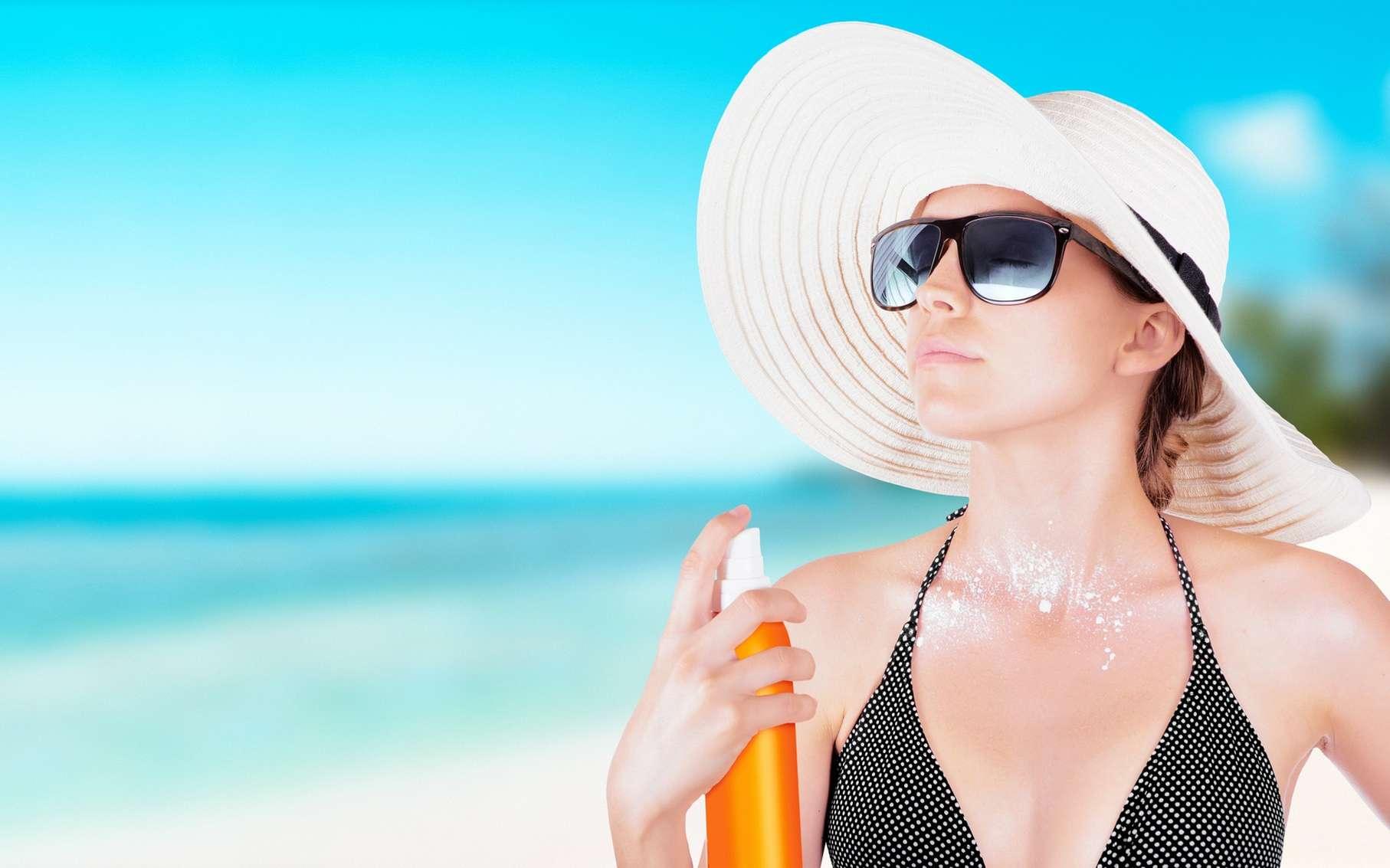Les peaux claires doivent se protéger des UV. Et si une molécule les faisait bronzer ? © ALDECAstudio, Fotolia