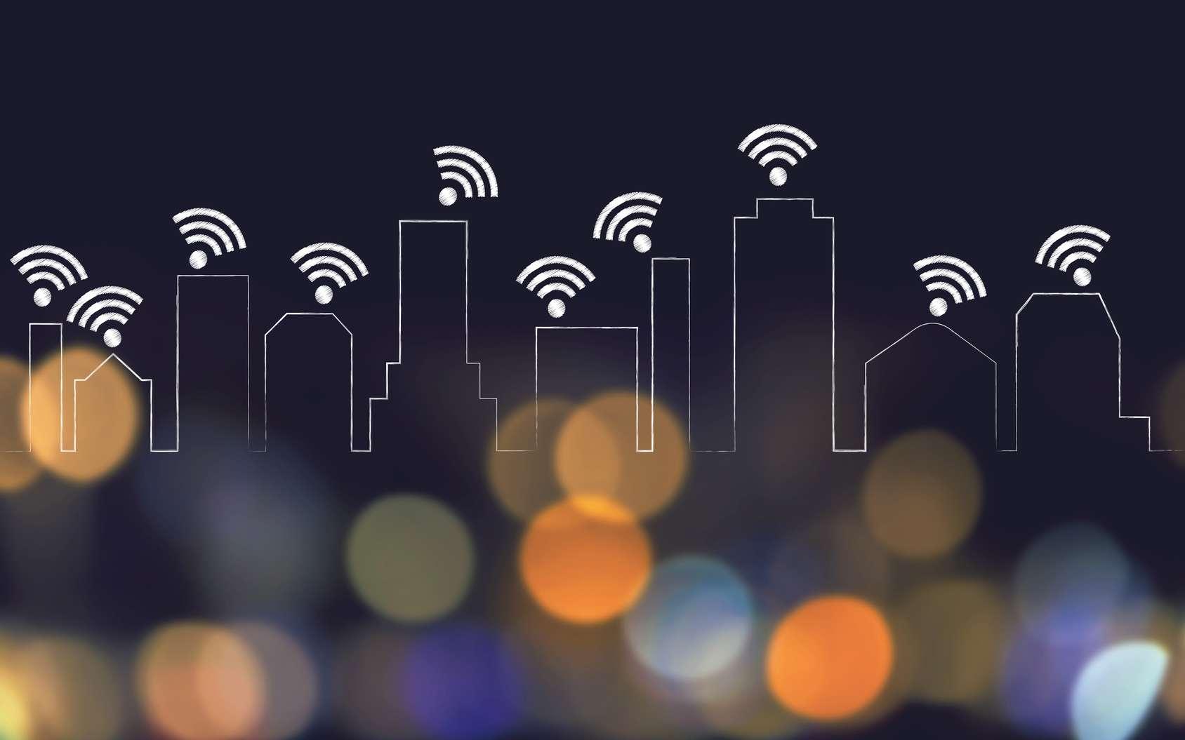 Le Wi-Fi est partout. Avec qui le partagez-vous ? © faithie, fotolia