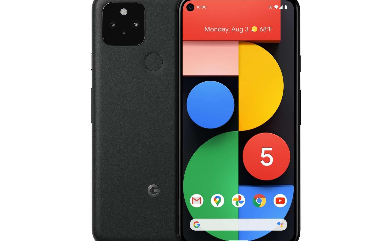 Le Pixel 5 et le Pixel 4a 5G passés au crible par Futura. © Google