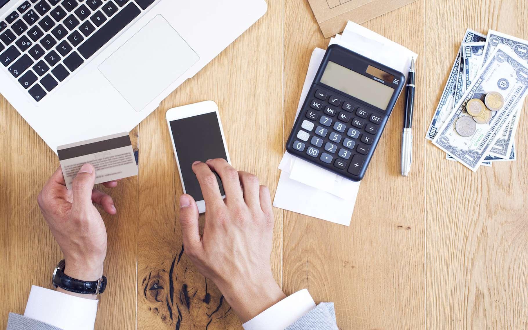D'ici 2020, nous devrions être plus de 10 millions de Français à disposer d'un compte dans une banque en ligne. © sebra, Fotolia