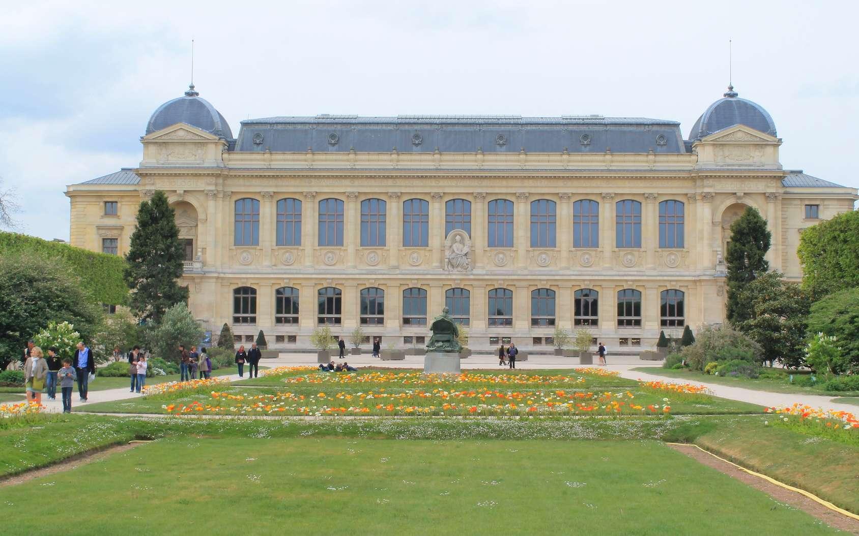 Le Jardin des plantes de Paris fait partie du Muséum national d'histoire naturelle de Paris. © Marine26, Fotolia