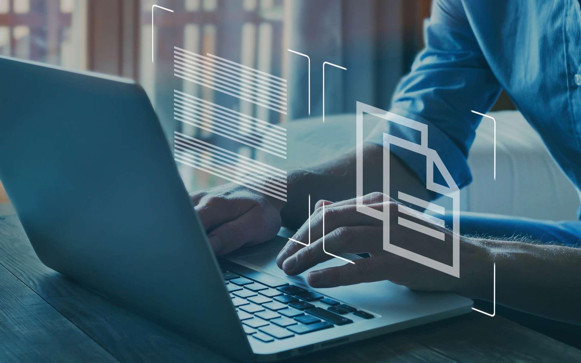 La rédaction d'un contrat d'infogérance nécessite d'intégrer différentes clauses dans les bons termes. © Song_about_summer, Adobe Stock