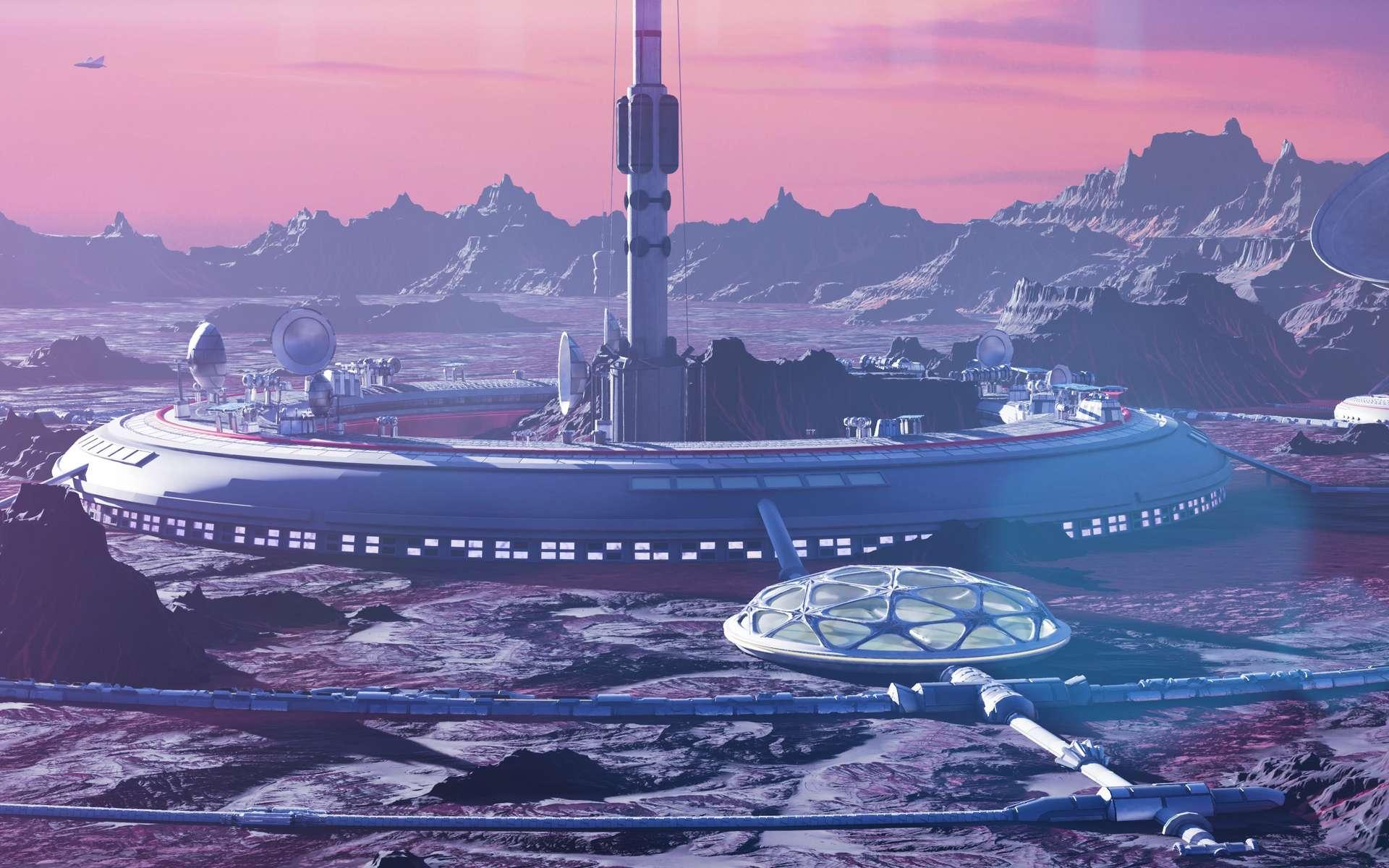 Cérès est une planète naine située dans la ceinture d'astéroïde, entre Mars et Jupiter. Selon Pekka Janhunen, physicien à l'Institut météorologique finlandais, elle pourrait accueillir une colonie humaine. © Nasa, JPL-Caltech, UCLA, MPS, DLR, IDA
