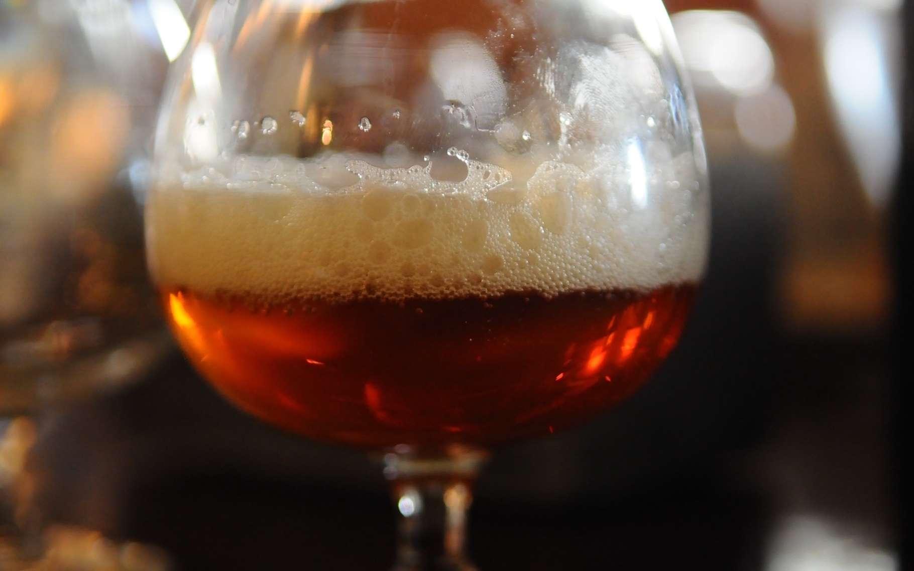La découverte d'une équipe d'ingénieurs de l'université de Stanford pourrait aussi bien impacter la tenue de la mousse de la bière que la formulation de médicaments plus efficaces. © Dan Tentler, Flickr, CC by NC-2.0