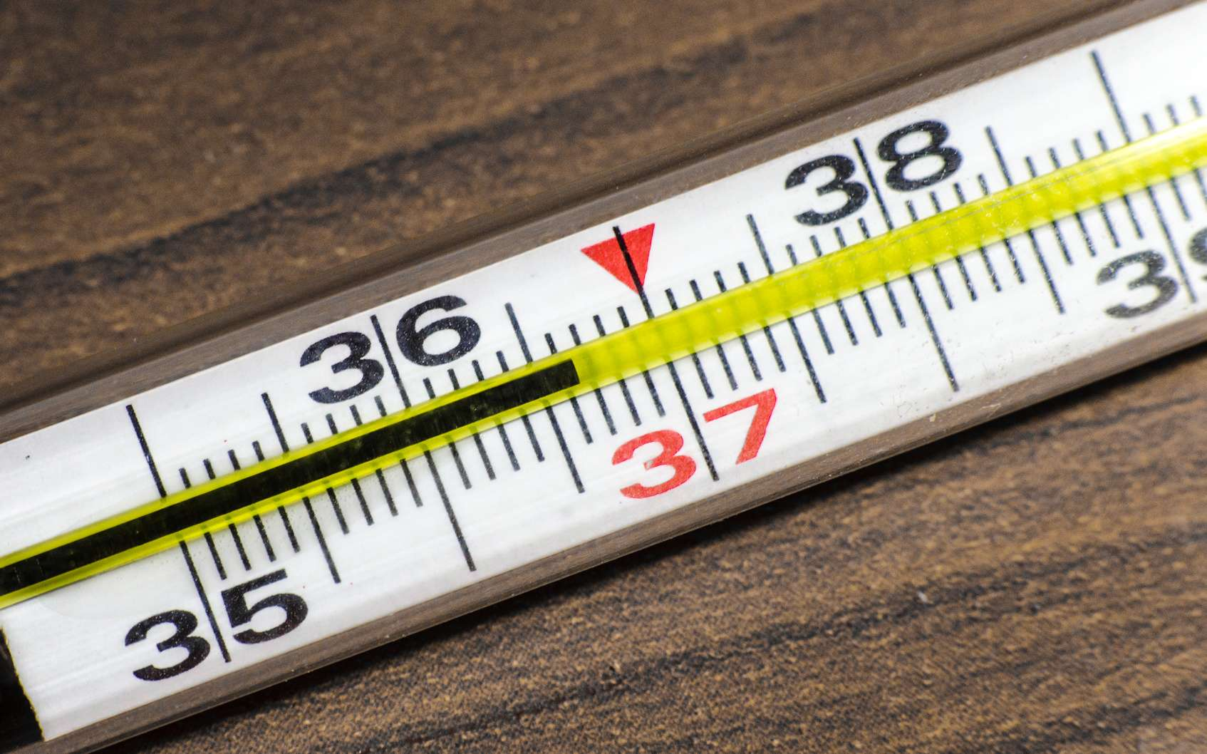 Il n'existe pas de température corporelle universelle. © senssnow, Fotolia