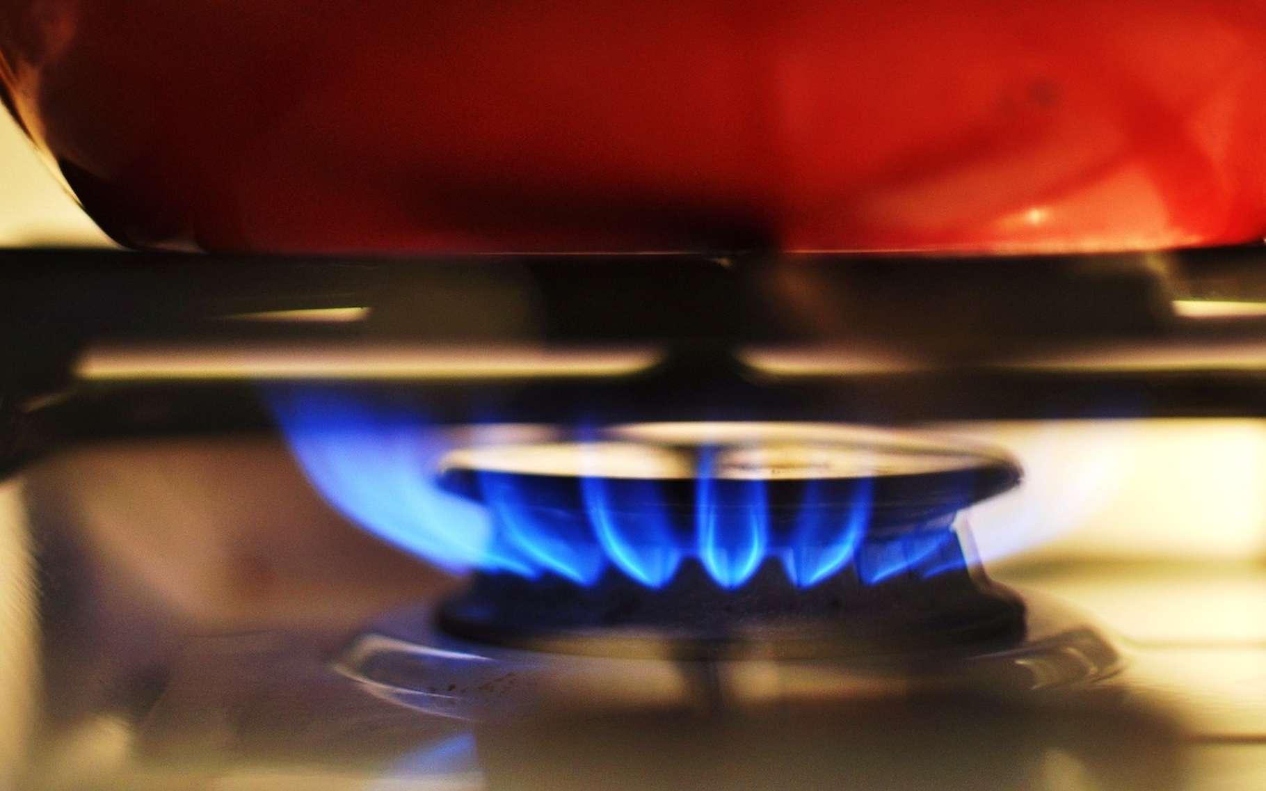 Le gaz naturel fait figure d'énergie plutôt compétitive, quels que soient les usages qui en sont faits. © CheapStockImage_com, Pixabay, DP